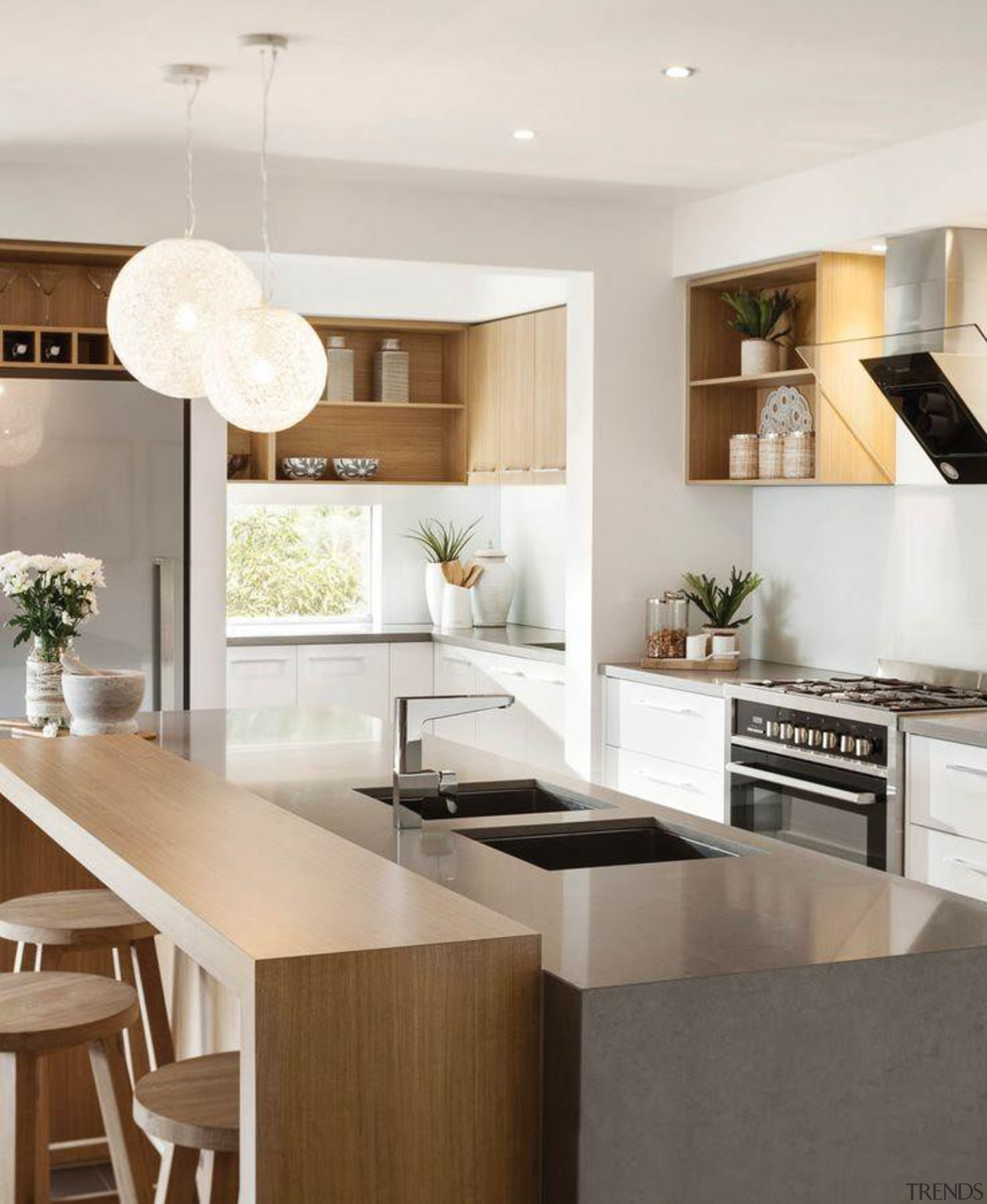 Carlisle Homes Oyster - Oyster™ - countertop | countertop, cuisine classique, interior design, kitchen, table, white