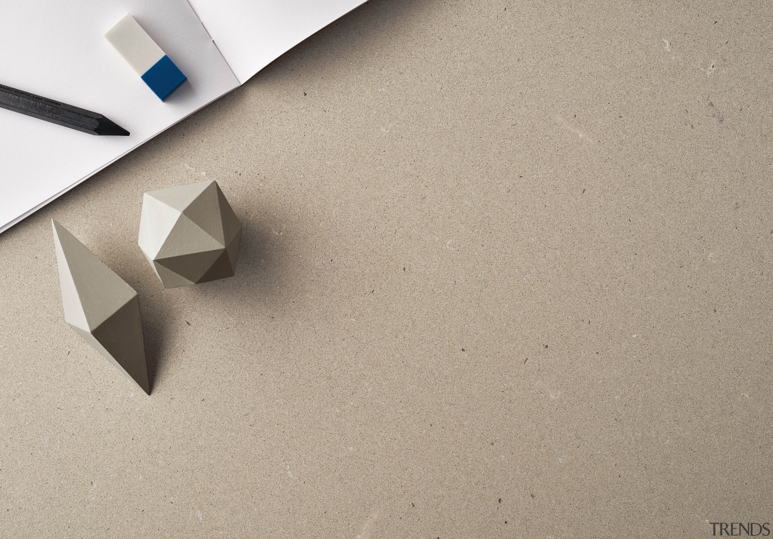 A natural soft grey with a distinctive texture angle, line, product design, gray
