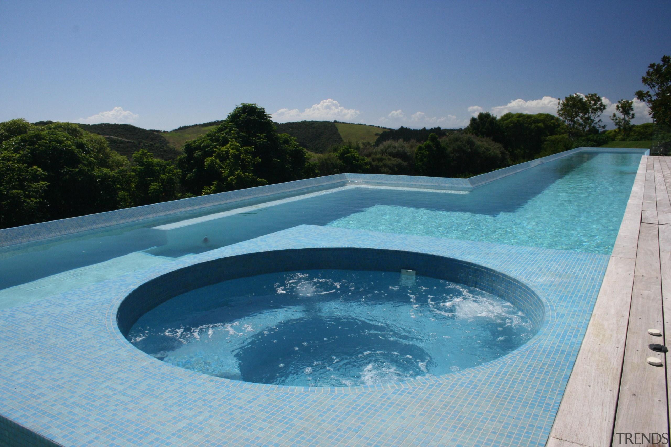 http://goo.gl/PfHsAn - Bisazza Spa Pool - estate | estate, leisure, property, real estate, swimming pool, water, water resources, teal