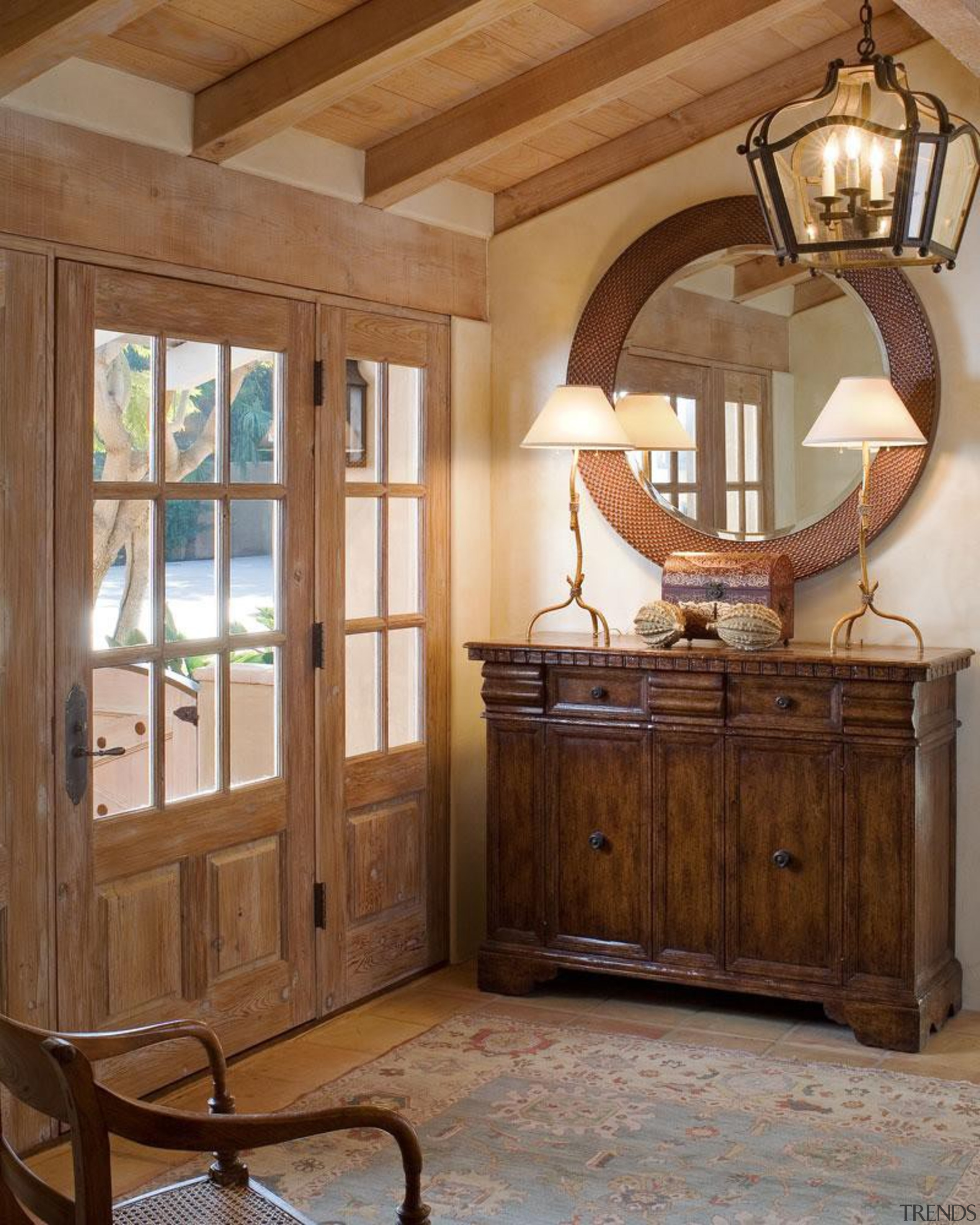 Our aesthetic is characterized by diversity and unified cabinetry, ceiling, floor, flooring, furniture, hardwood, home, interior design, window, wood, wood flooring, wood stain, brown