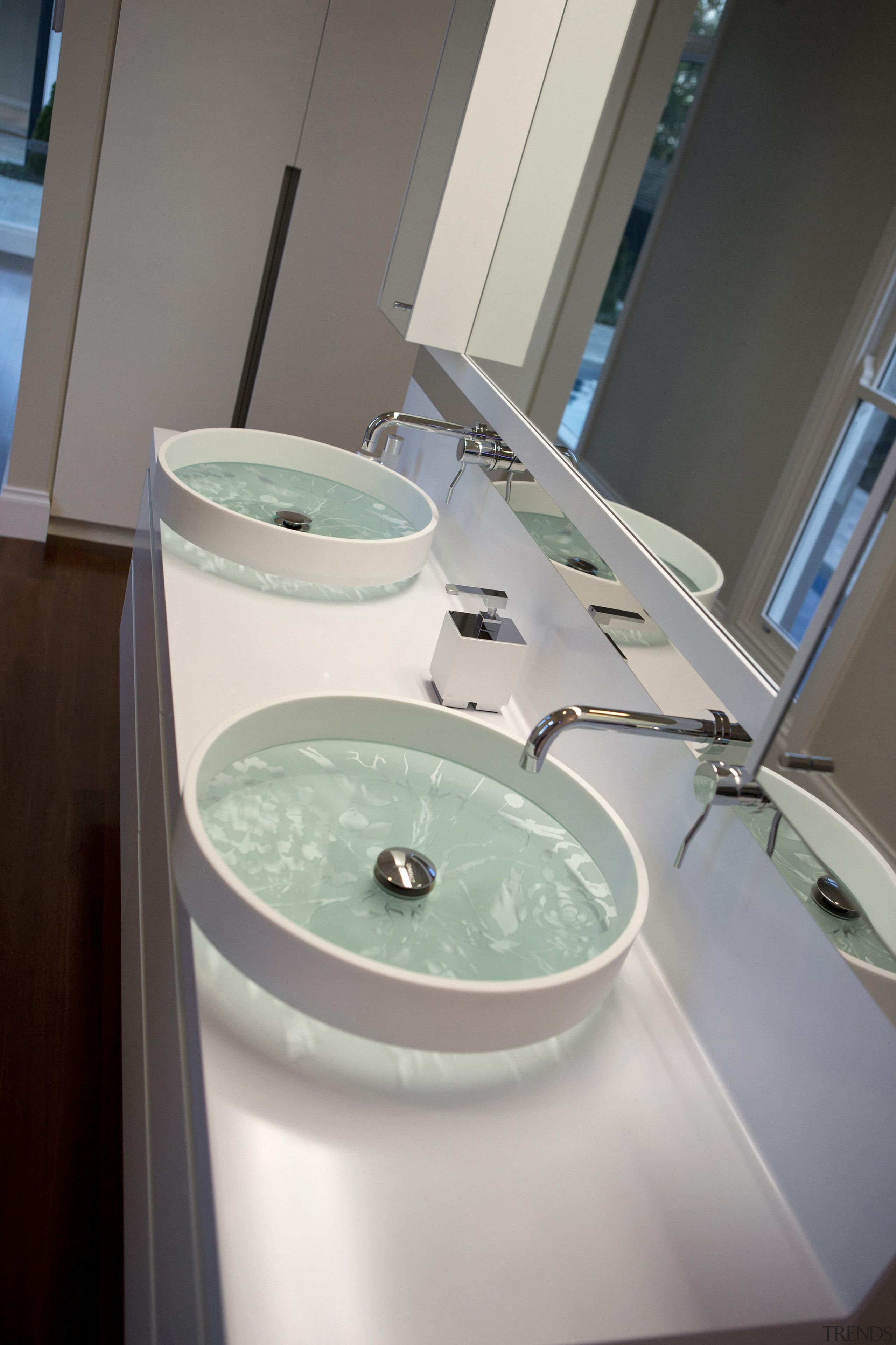 Winner Bathroom of the Year ACT Sthn NSW bathroom, bidet, glass, plumbing fixture, product design, room, sink, tap, toilet seat, gray