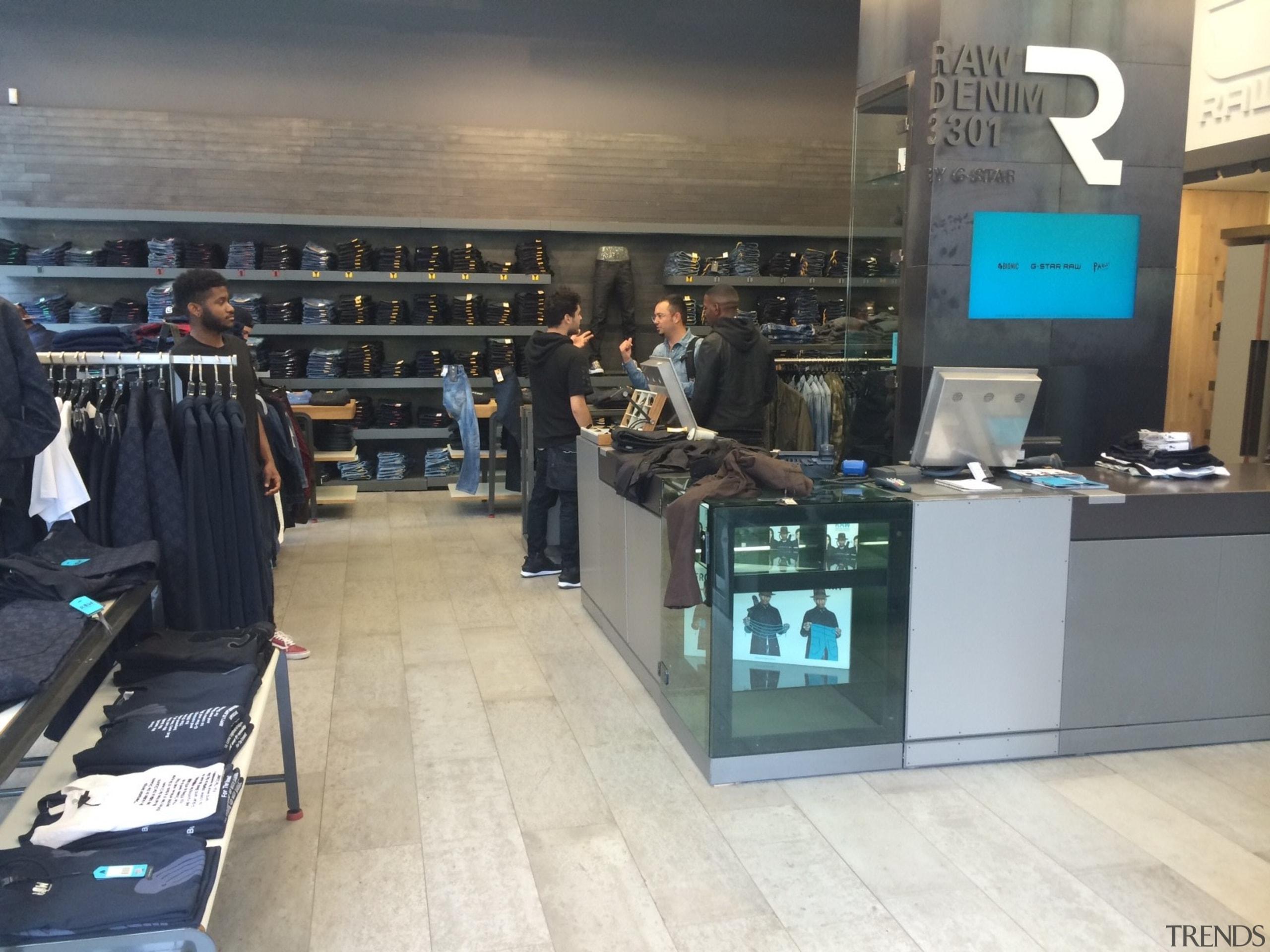 Gstar_2 - boutique   retail   gray   boutique, retail, gray, black