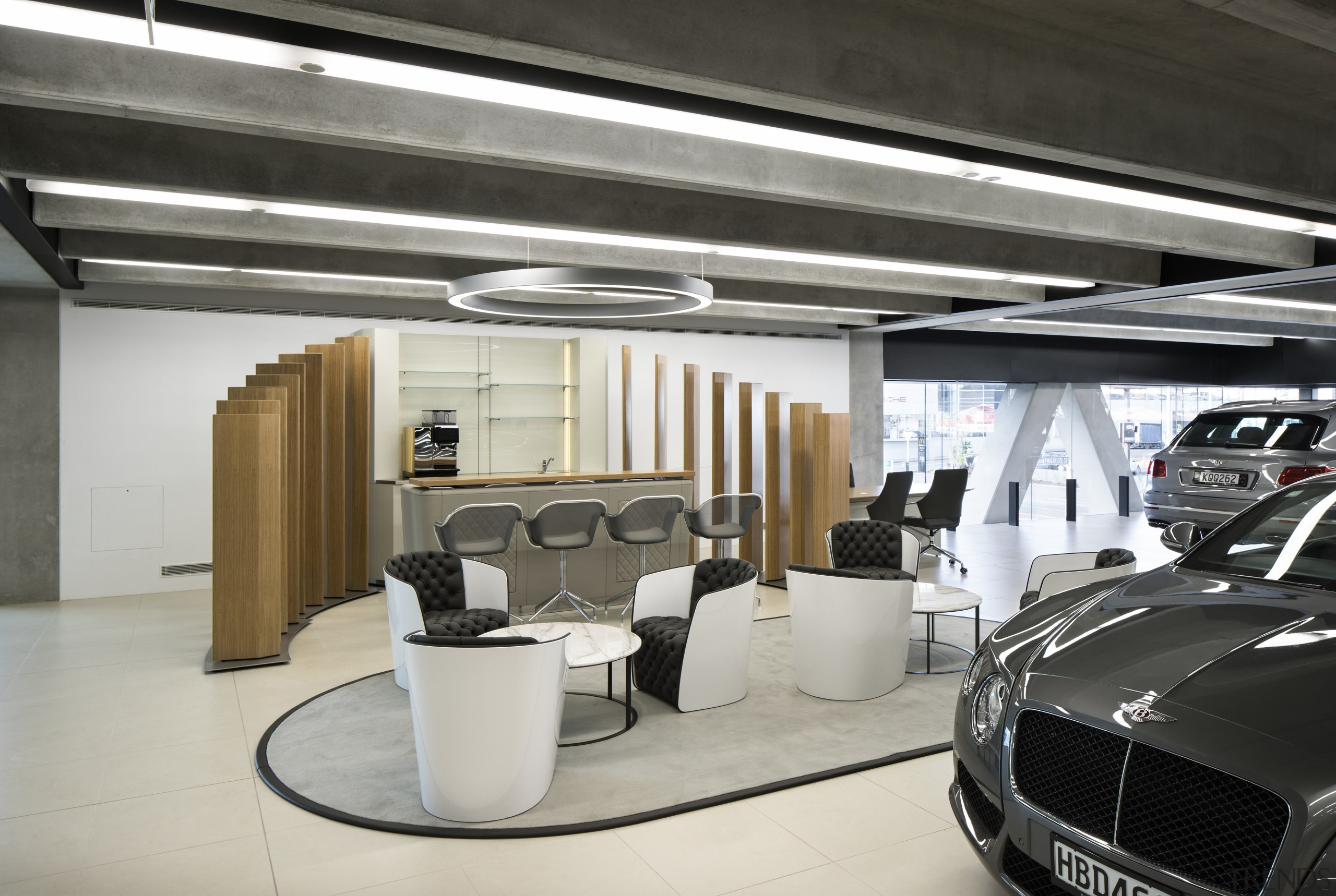 The Lounge Area In The Bentley Section Of The Pre Trends