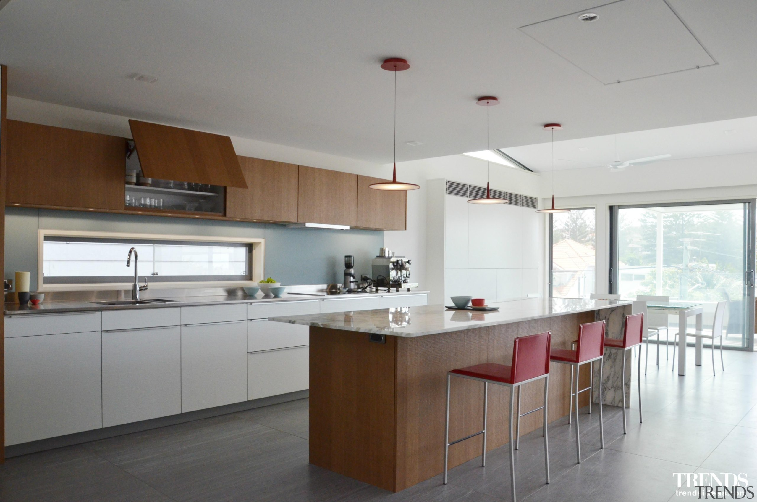 Marc Hochstadt at Leicht Kitchens – 2015 TIDA cabinetry, countertop, cuisine classique, interior design, kitchen, property, real estate, gray