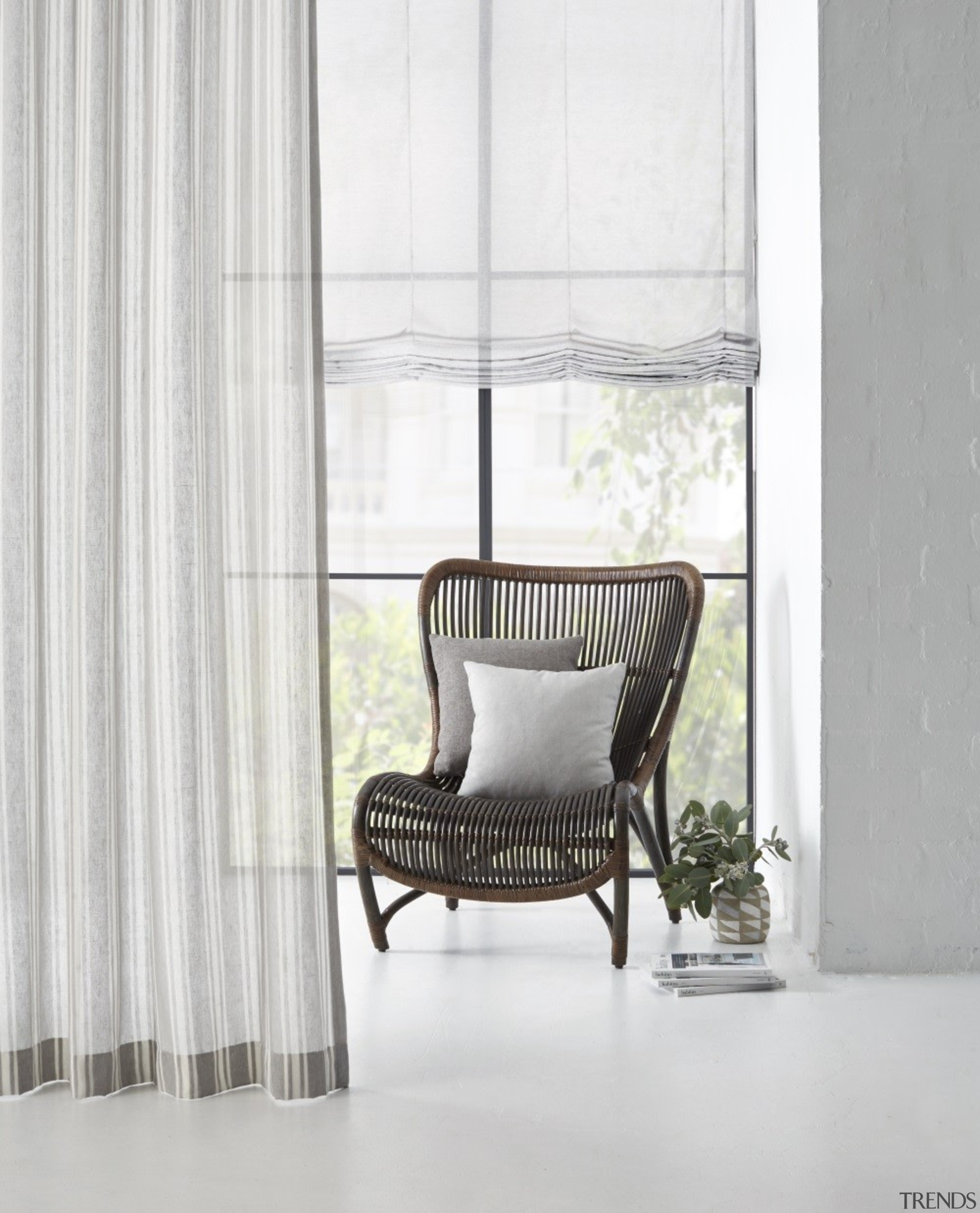 Harrisons Curtains - Harrisons Curtains - chair | chair, curtain, floor, furniture, interior design, shade, textile, window, window blind, window covering, window treatment, white