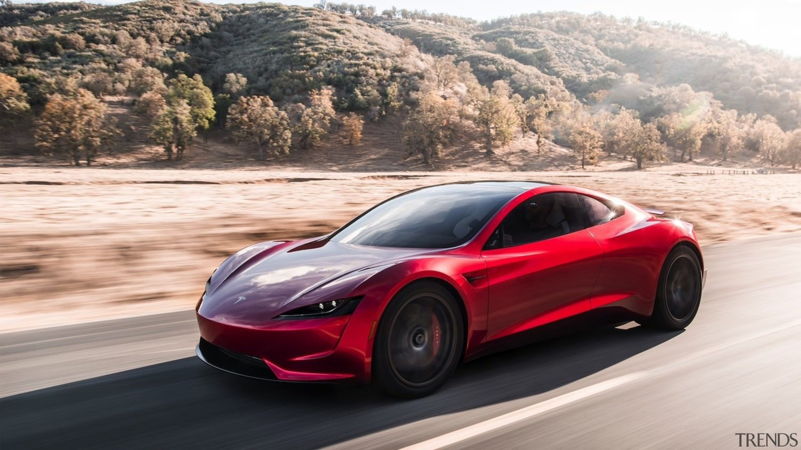 Tesla's new Roadster - Tesla's new Roadster - automotive design, car, concept car, family car, land vehicle, luxury vehicle, mid size car, motor vehicle, performance car, personal luxury car, race car, sports car, supercar, vehicle, white