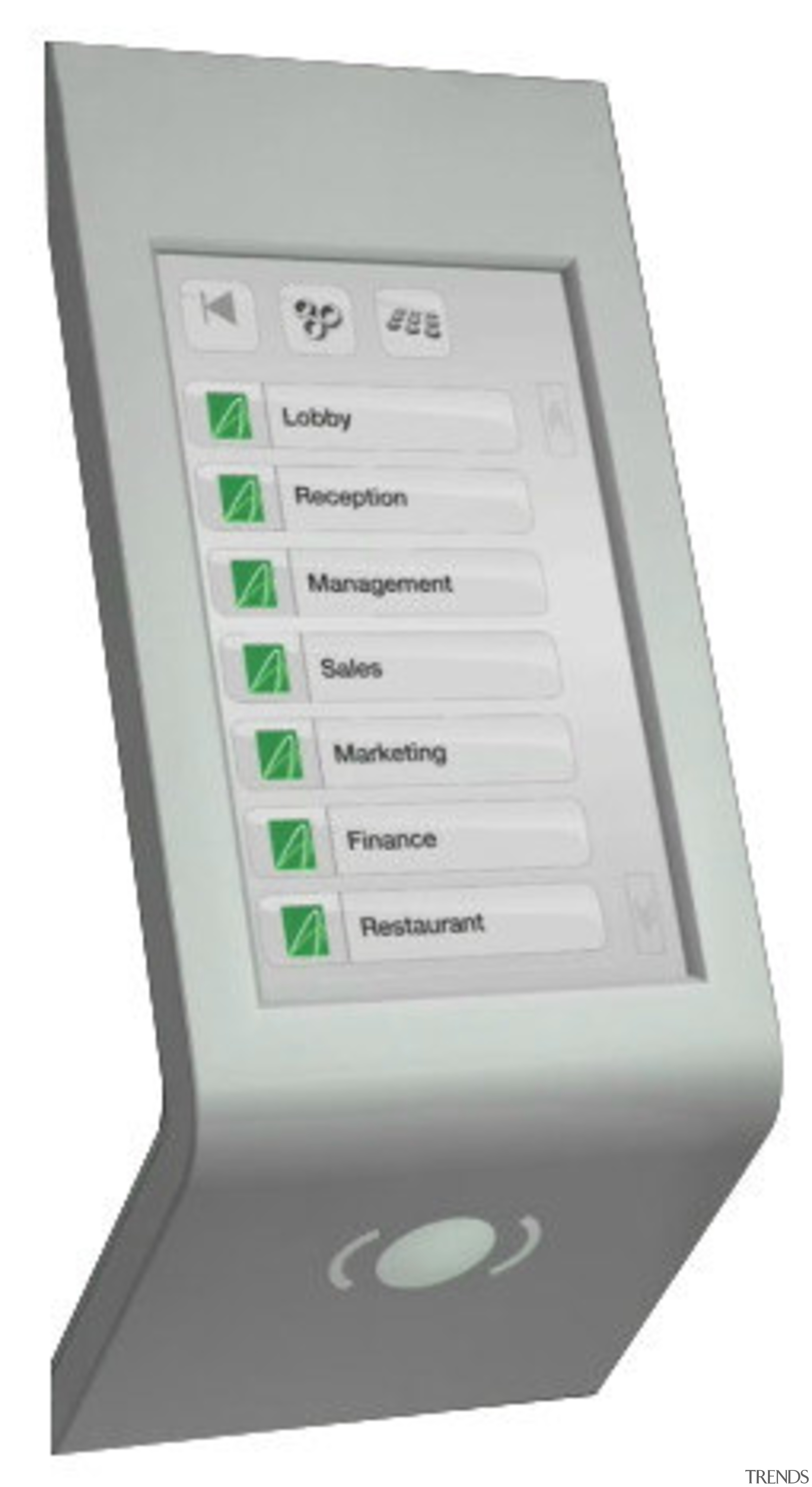 Schindler Lifts supplied four lifts in the Datacom hardware, product, product design, white, gray