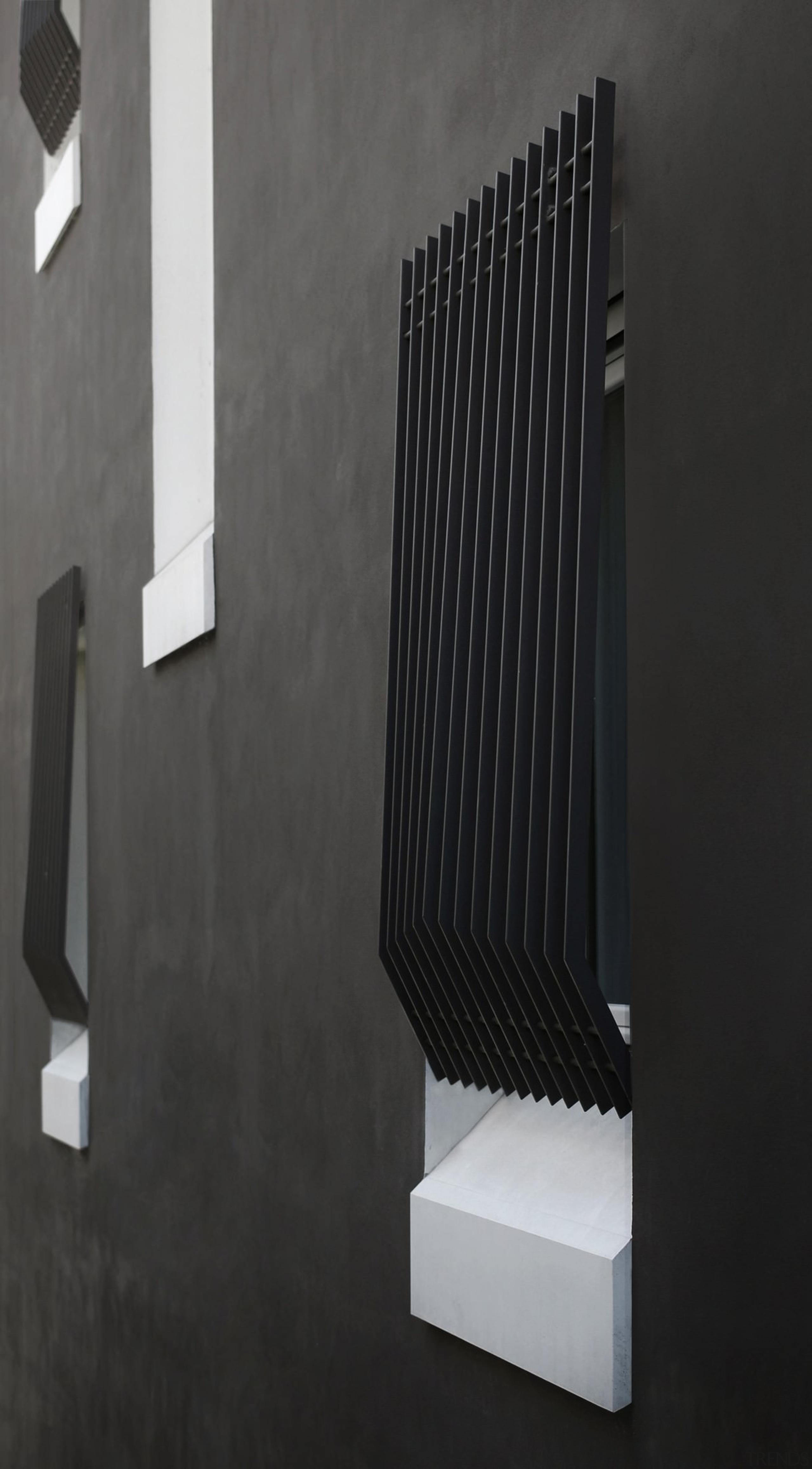 Architect: Tisselli Studio ArchitettiPhotography by Filippo Tisselli light fixture, product design, black