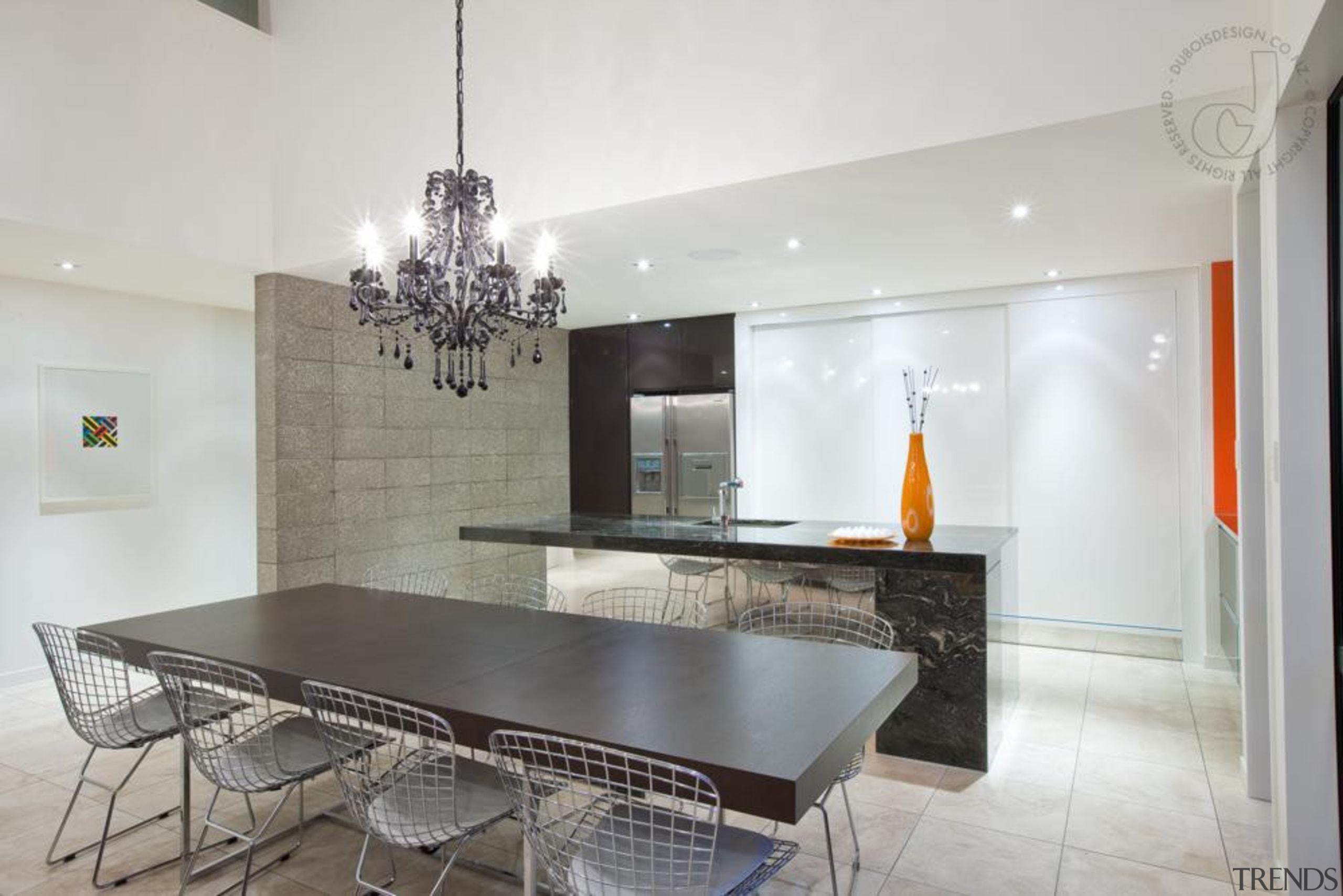 Simplistic Kitchen - Simplistic Kitchen - architecture | architecture, countertop, dining room, interior design, kitchen, property, real estate, table, gray, white