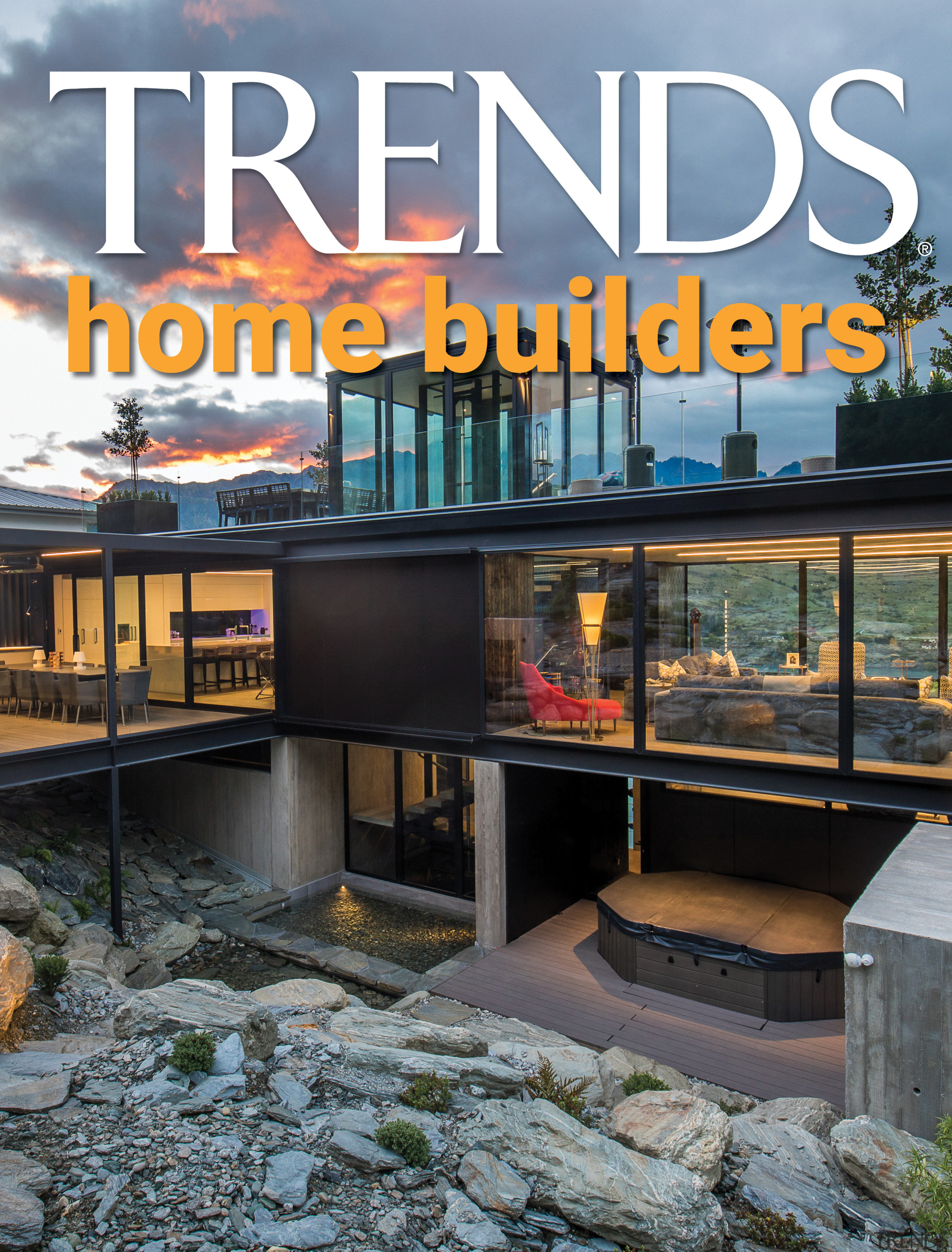 TRENDS MINI COVER home builders -