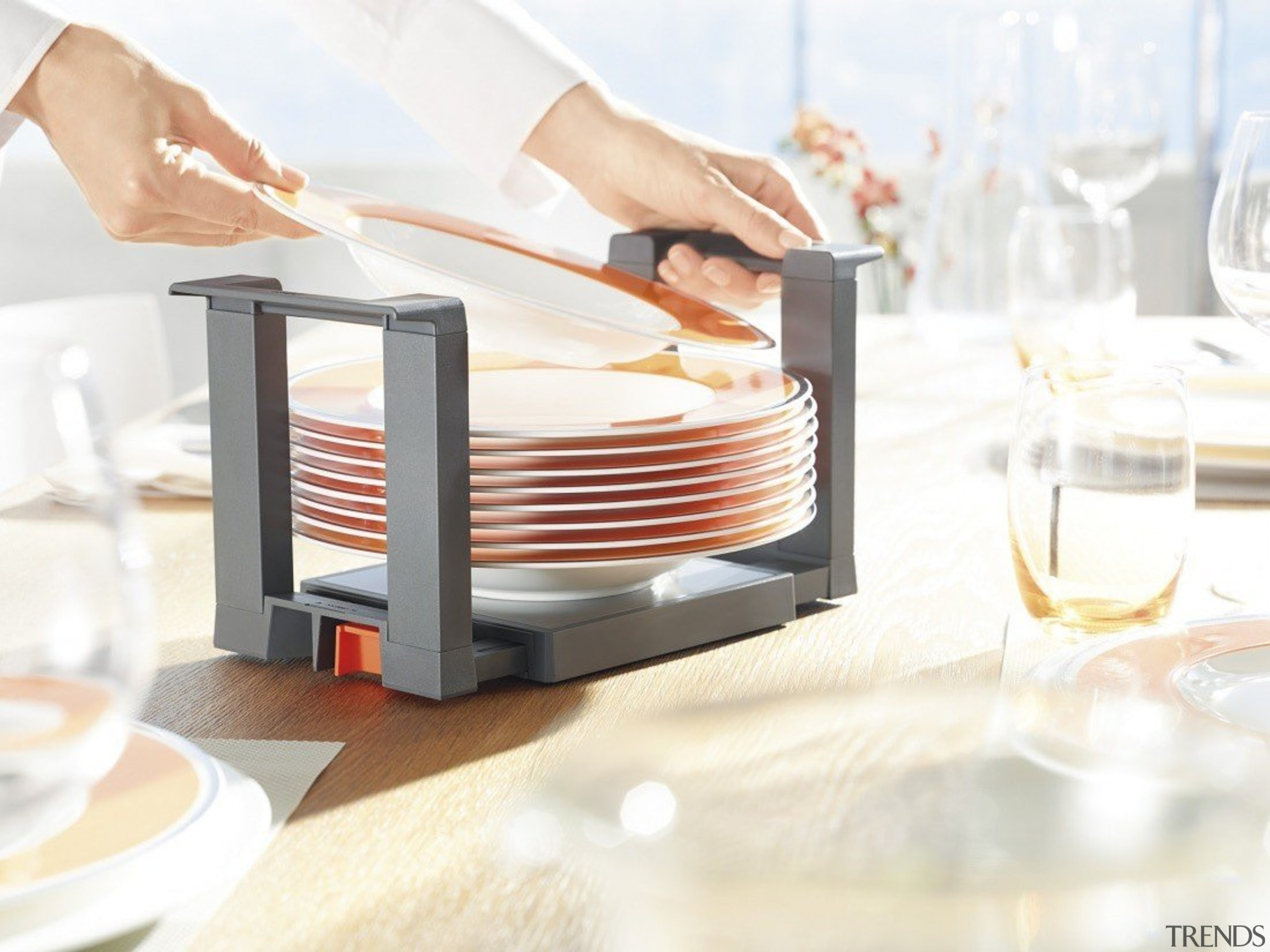 ORGA-LINE kitchen accessories – so many practical advantages. product, product design, table, white
