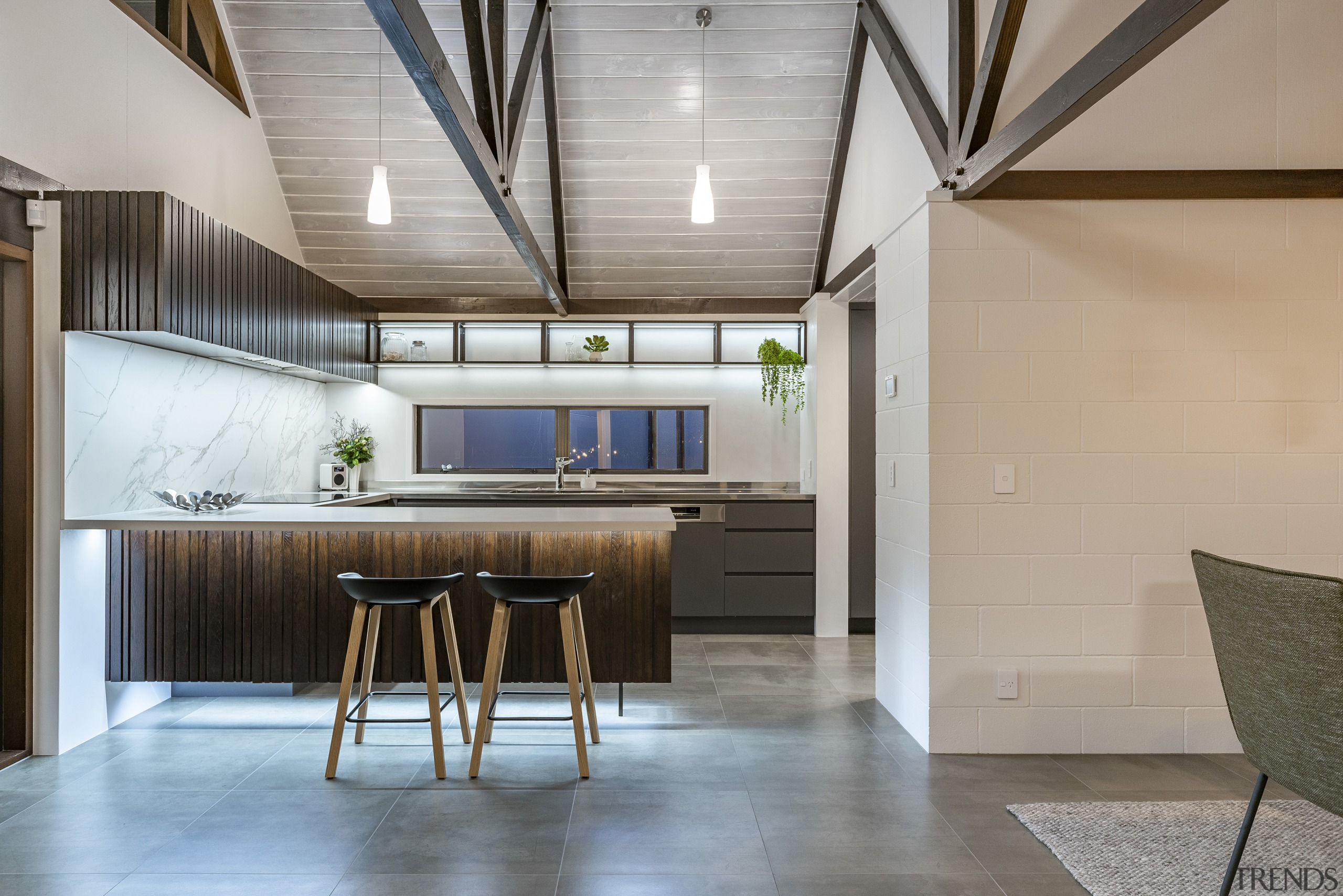 For this kitchen, by professional designer Kira Gray,