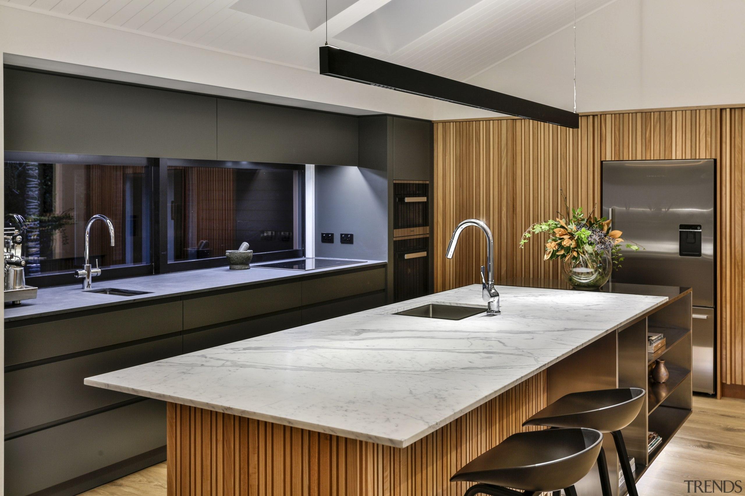 Half Moon Bay - cabinetry   countertop   cabinetry, countertop, cuisine classique, interior design, kitchen, gray, black