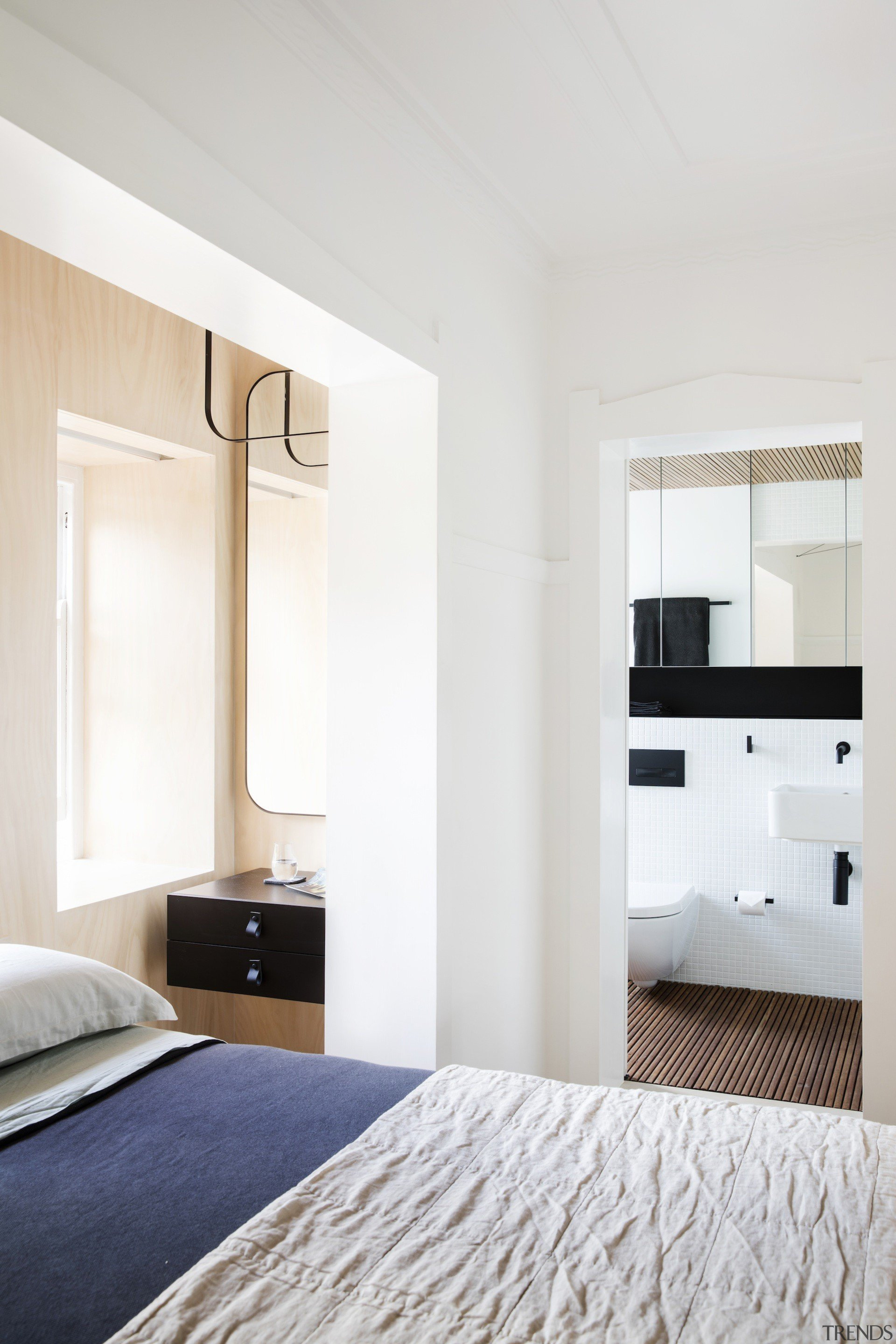 See more from Architect Prineas architecture, bed frame, bedroom, ceiling, floor, flooring, home, interior design, room, suite, wall, window, white
