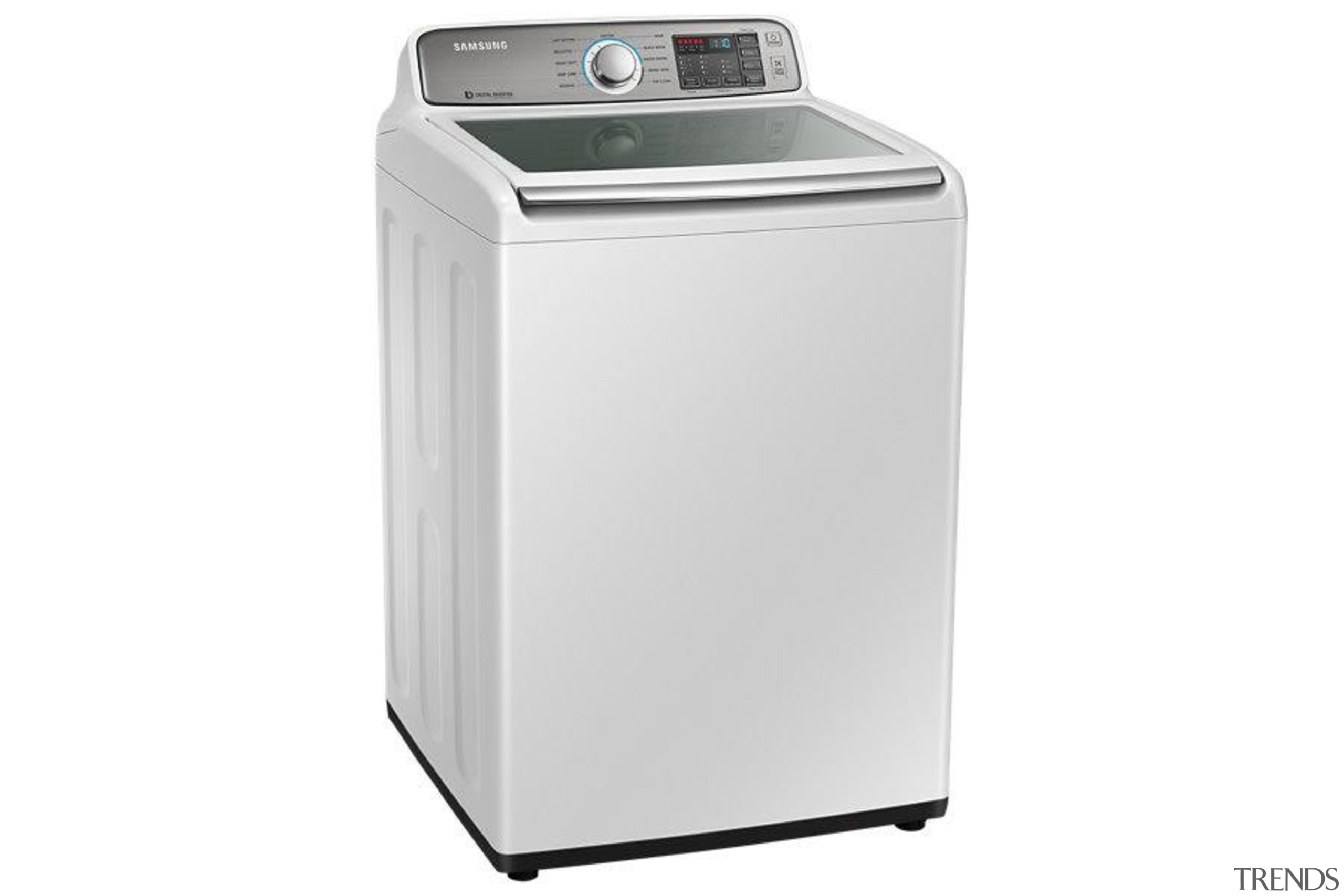 Laundry-Top loader WA10H7200GWA large 10kg capacity means you home appliance, major appliance, product, product design, washing machine, white
