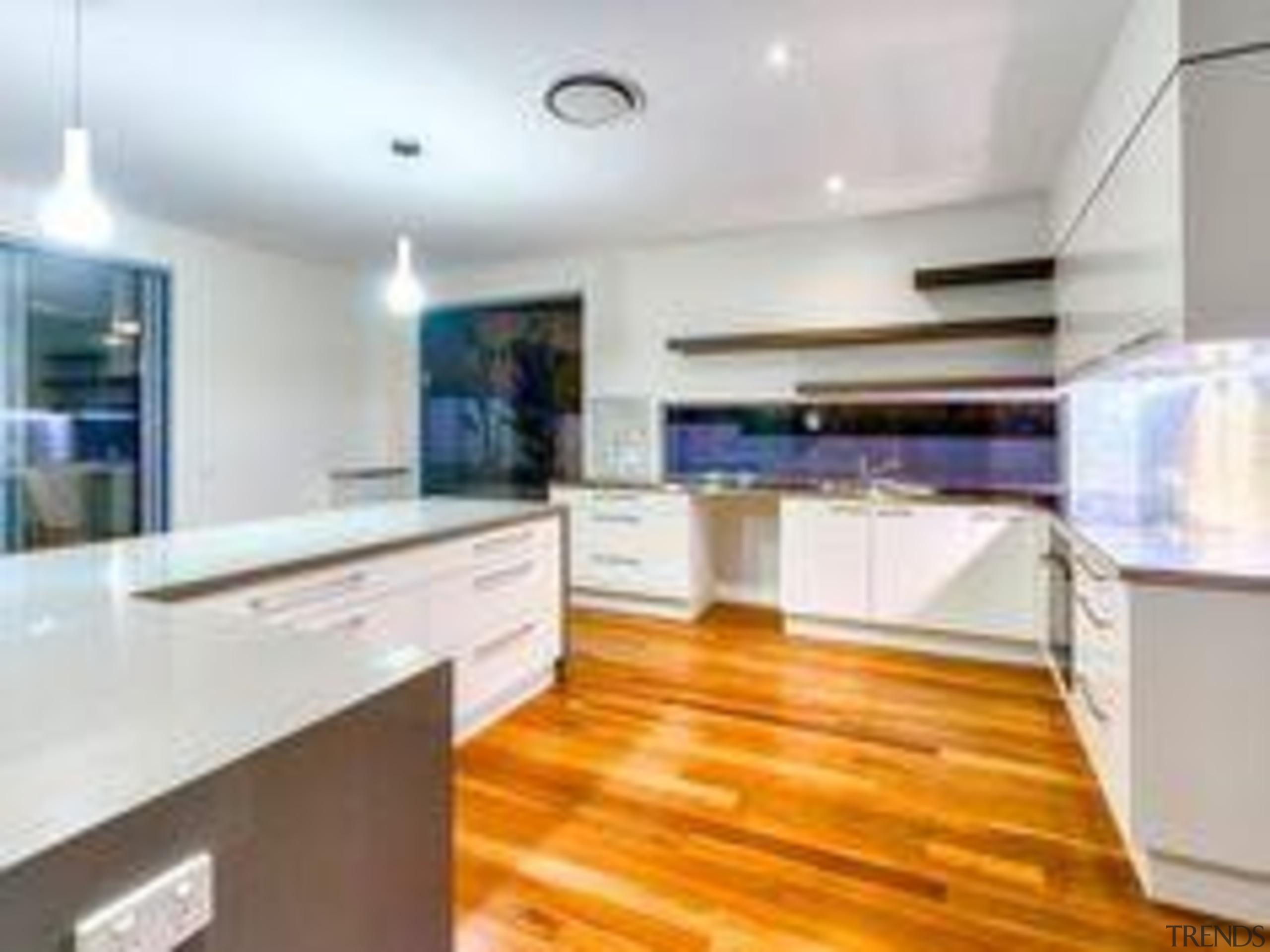 Konstruct Interior Solutions - Oyster™ - countertop | countertop, floor, hardwood, interior design, kitchen, property, real estate, room, wood flooring, gray, white