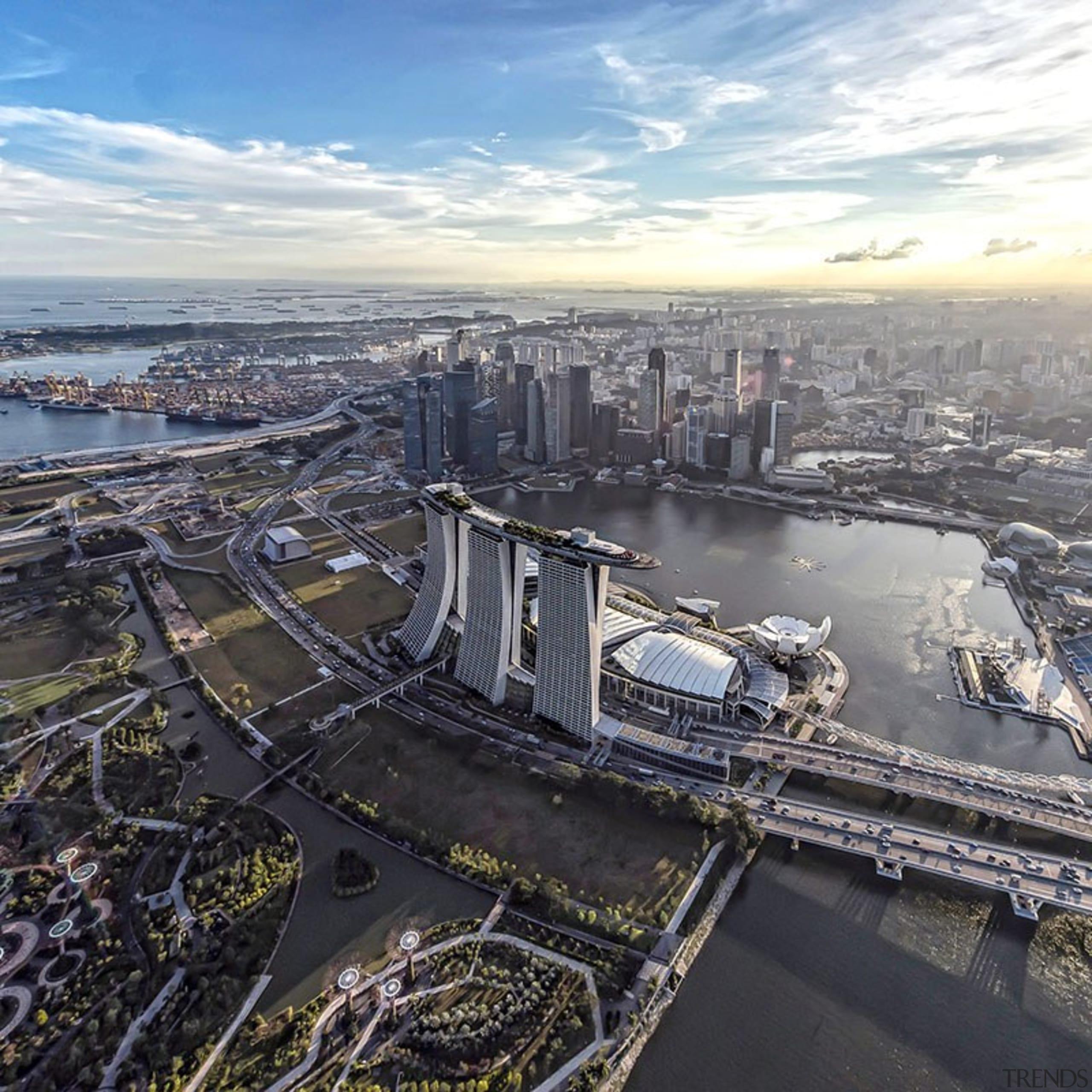 Singapore conference – Humanising High Density. Image courtesy black, gray