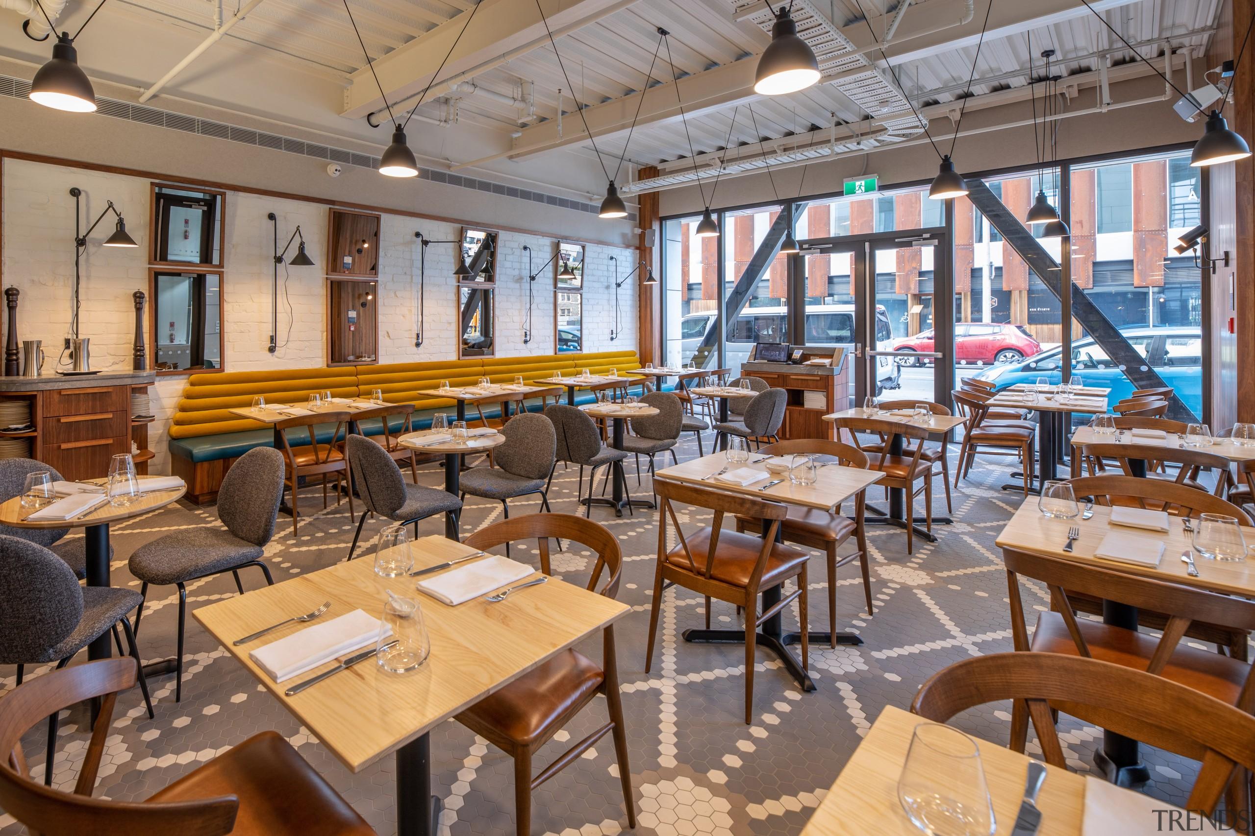 Sudima's Vices & Virtues Restaurant offers a sustainable Sudima Laneway, Vices & Virtues, Restaurant, architecture, interior design, restaurant, Ignite Architects