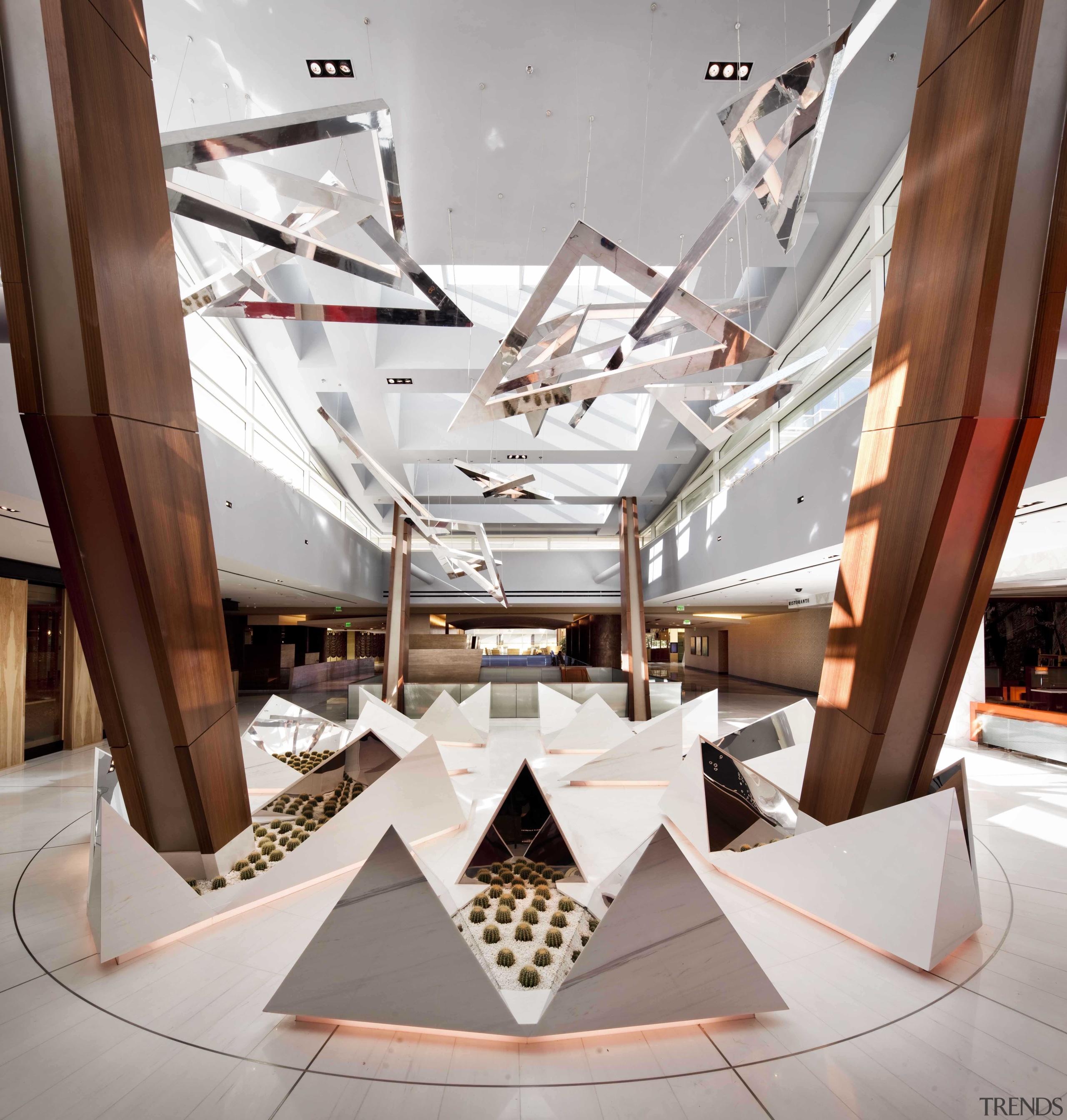 CityCenter, Las Vegas - CityCenter, Las Vegas - architecture, design, interior design, product design, table, gray