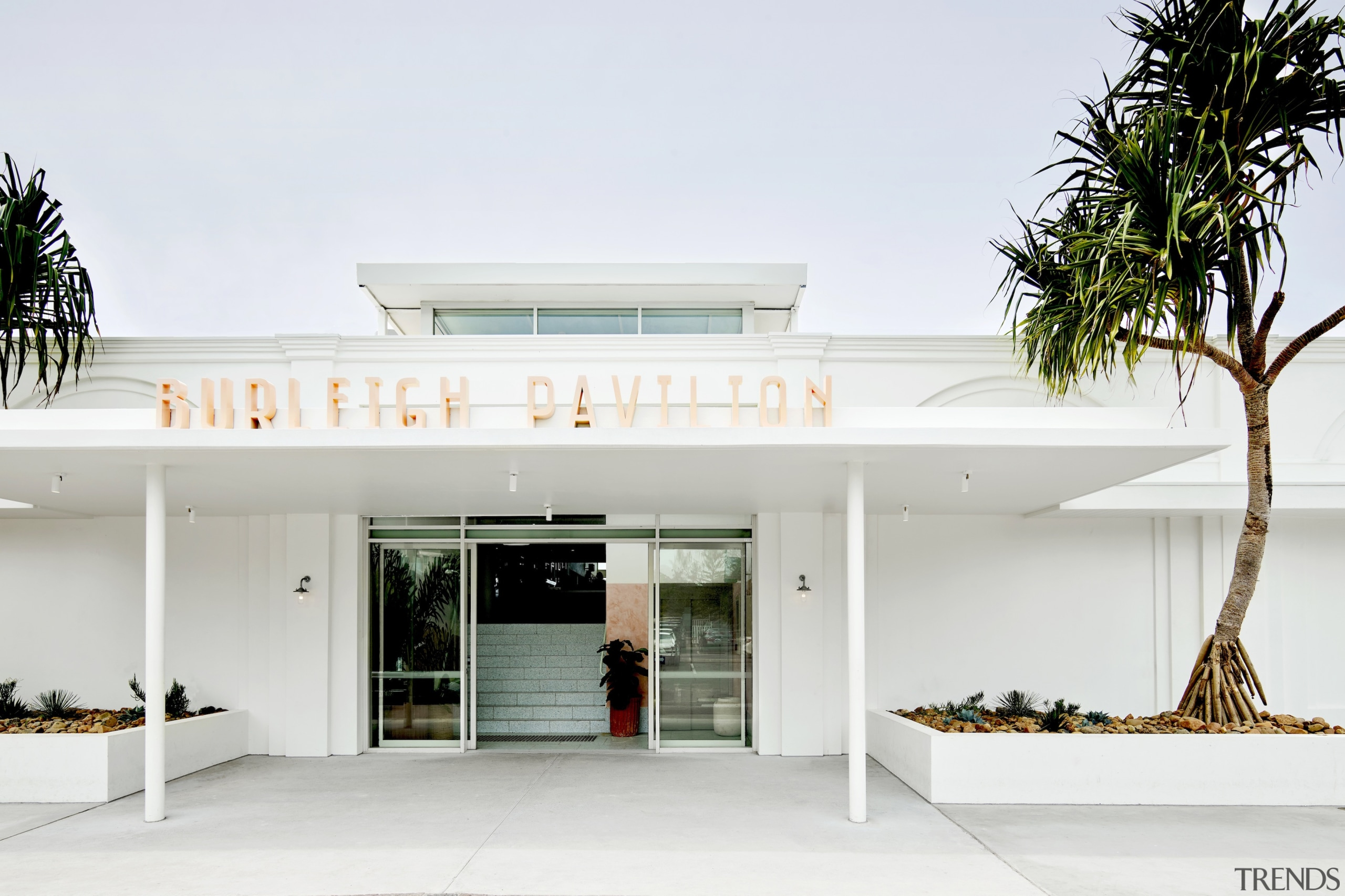 Robust, sun-drenched and faded, the restored and reinvented