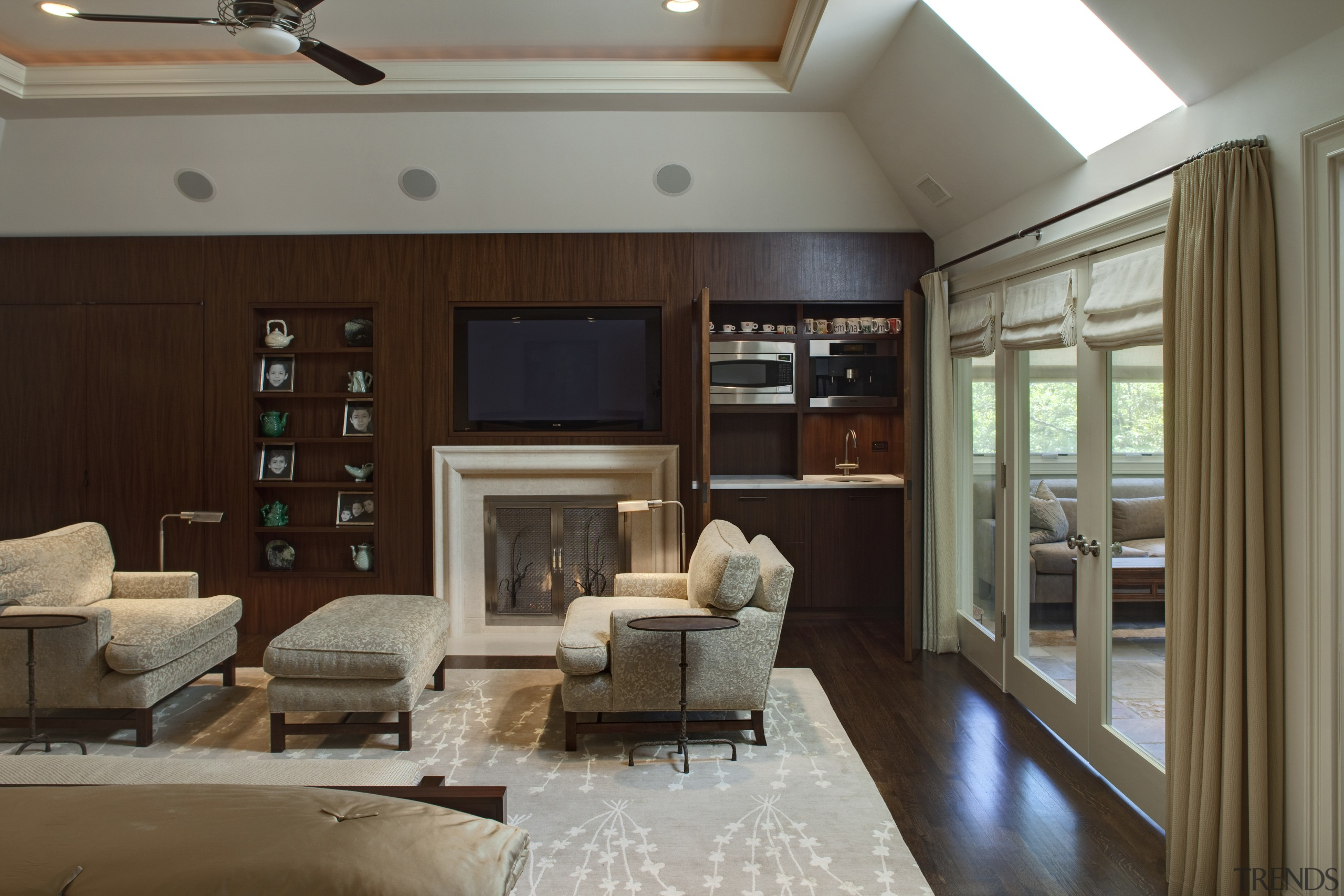 View of master bedroom with porch f... - Gallery - 8 | Trends