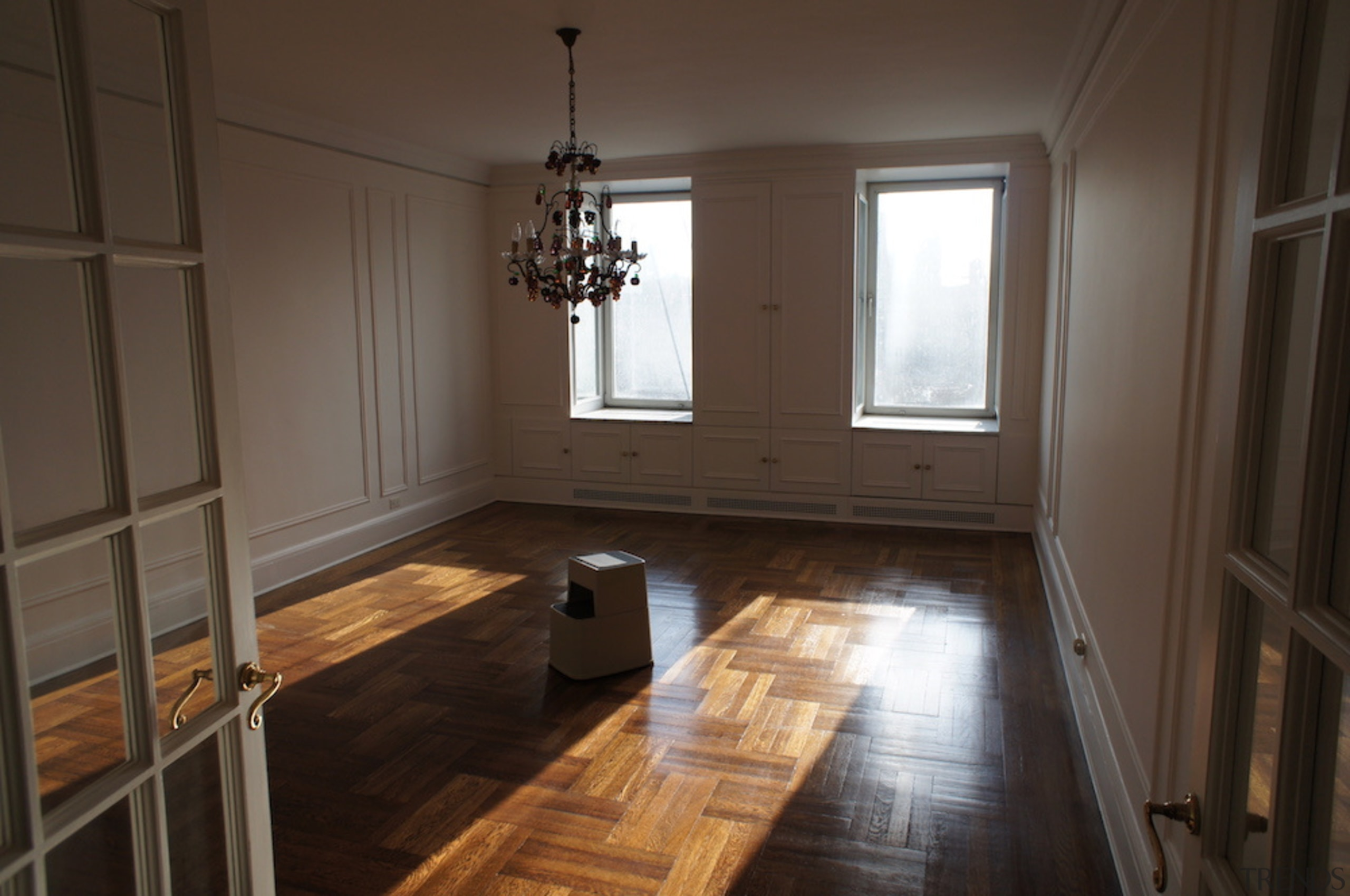 Great room/family/dining before - Great room/family/dining before -