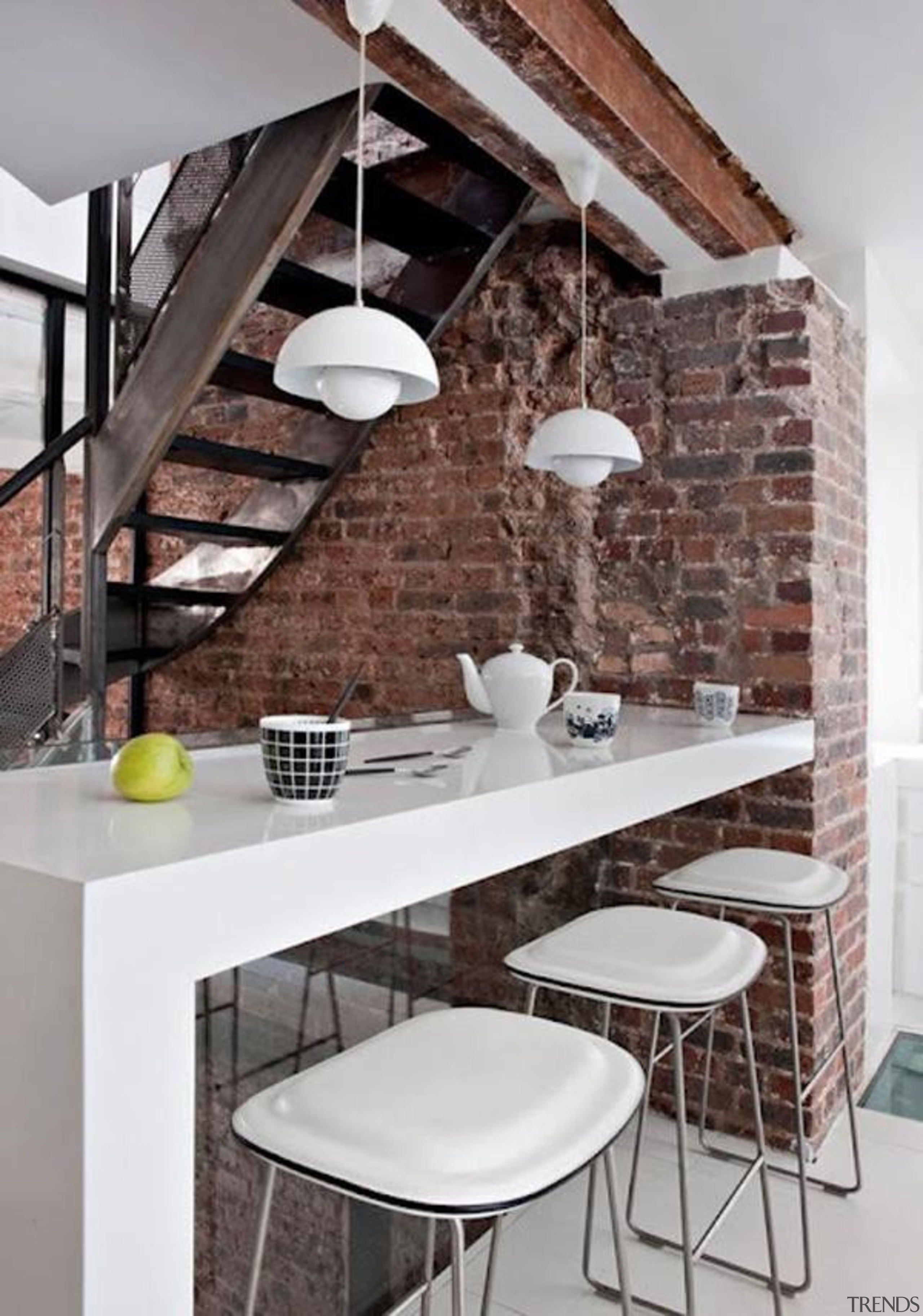 Start a myTrends ProjectCreate an ideas hub for countertop, furniture, interior design, kitchen, table, gray