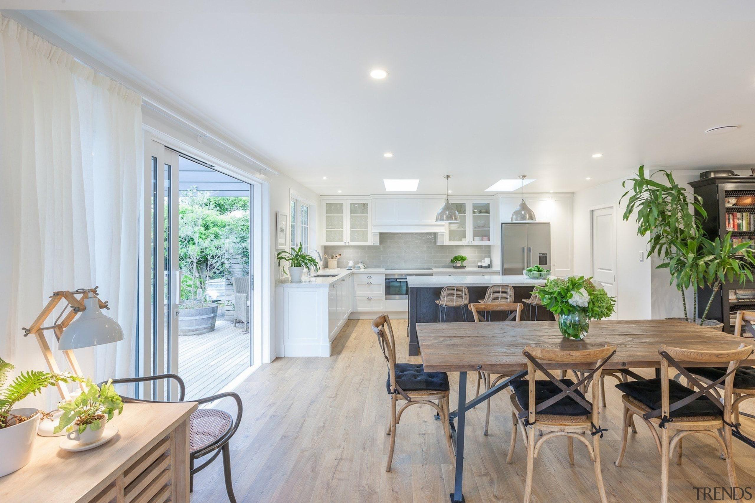 Fyfe Kitchens – TIDA New Zealand Designer home, house, interior design, living room, property, real estate, gray