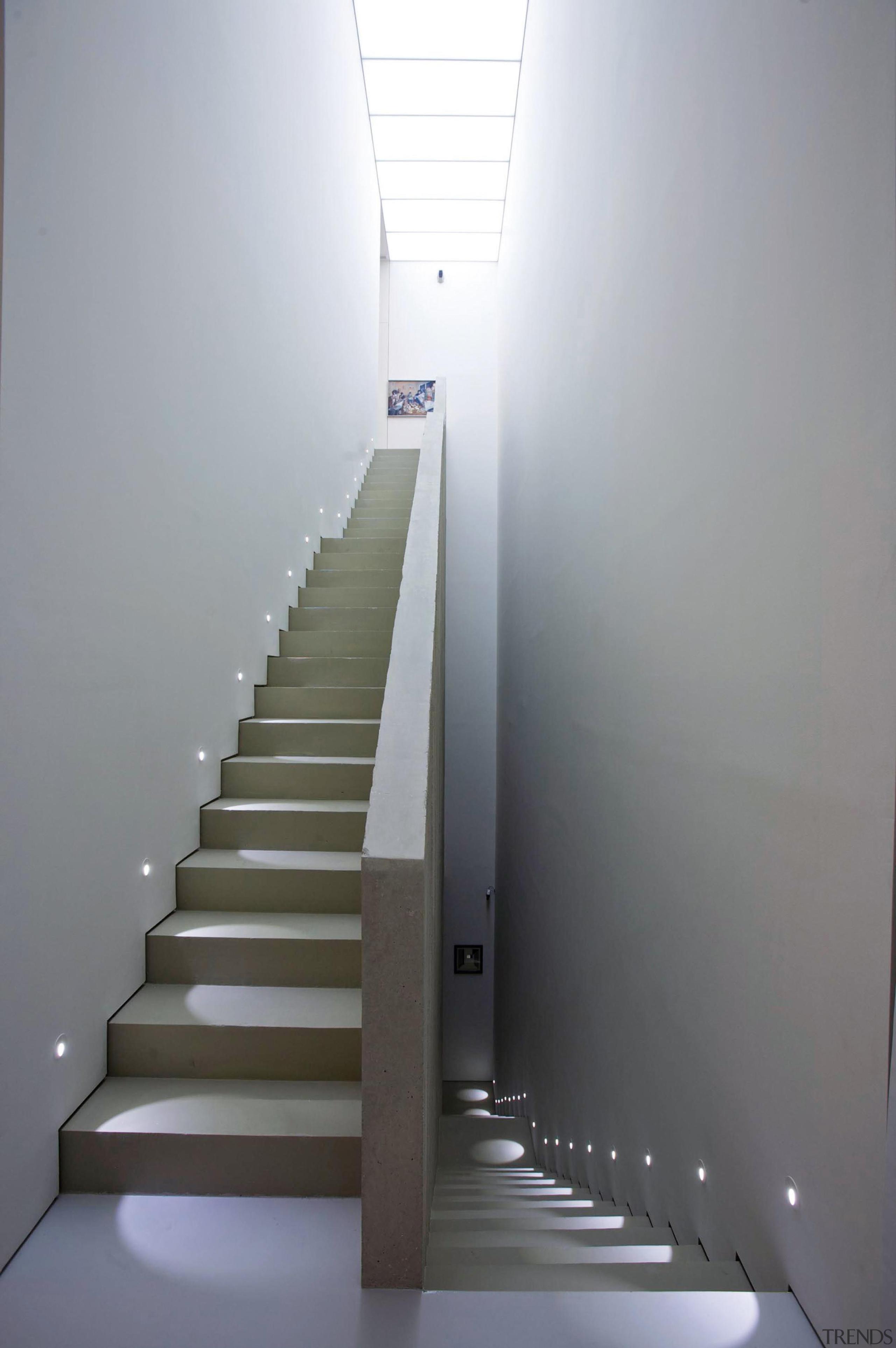 LED Lights - architecture   daylighting   product architecture, daylighting, product design, stairs, gray