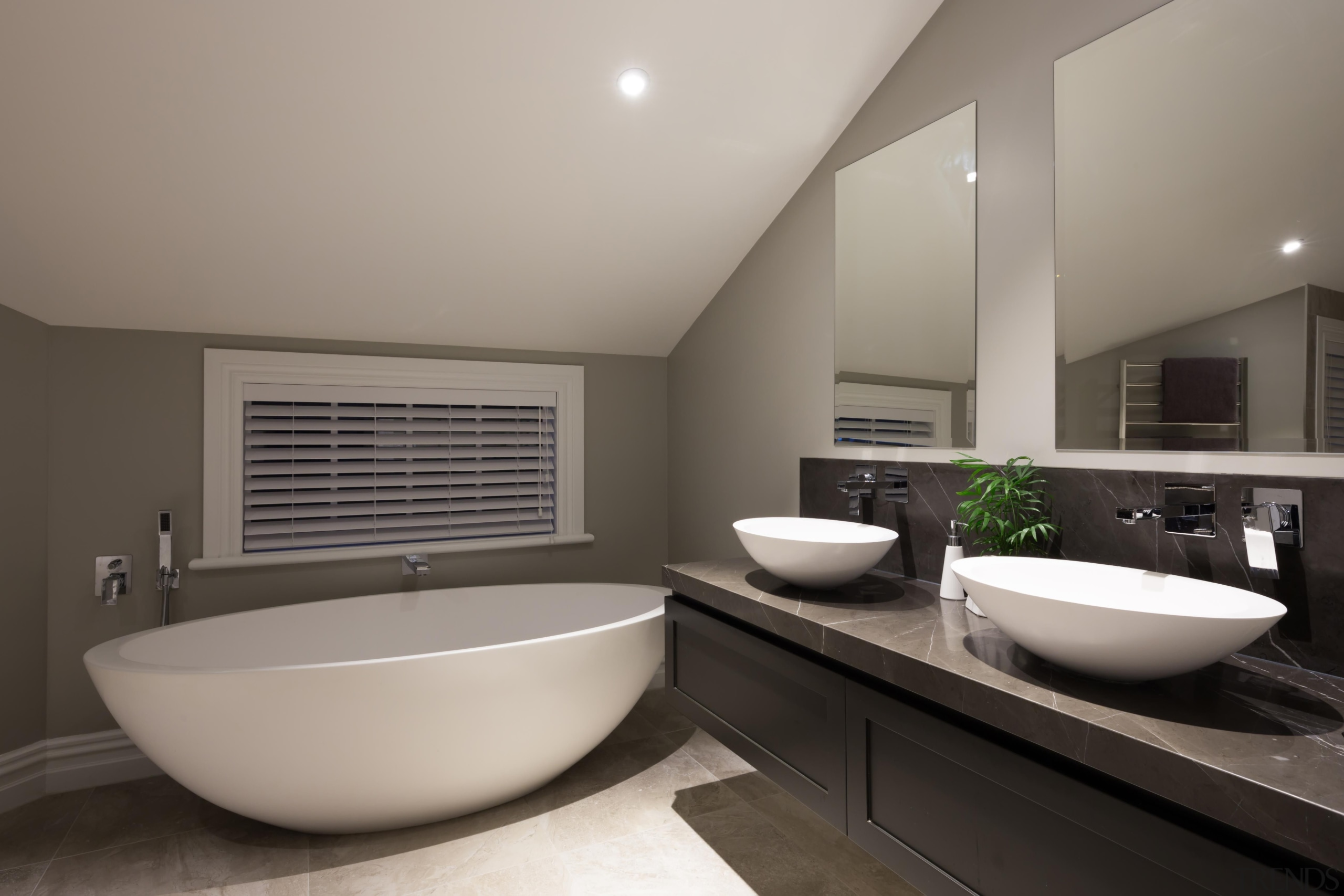 Img9027 - architecture   bathroom   interior design architecture, bathroom, interior design, real estate, room, sink, gray, black