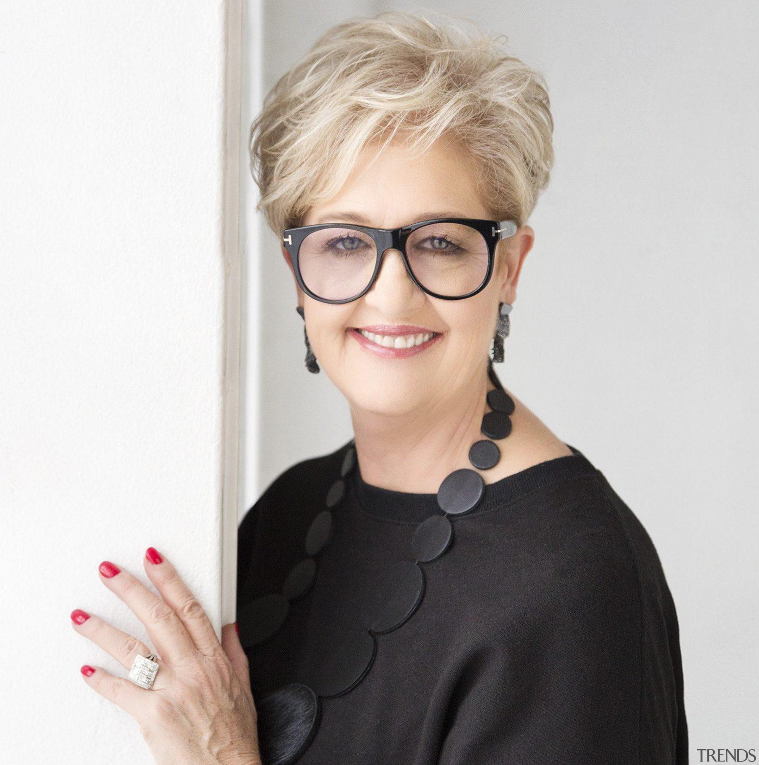 Kitchen and interior designer Celia Visser has over white