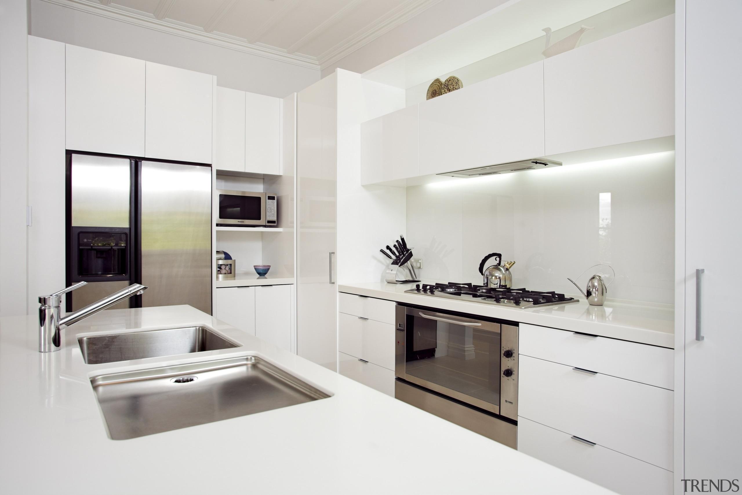Ponsonby - countertop | home appliance | interior countertop, home appliance, interior design, kitchen, real estate, room, white