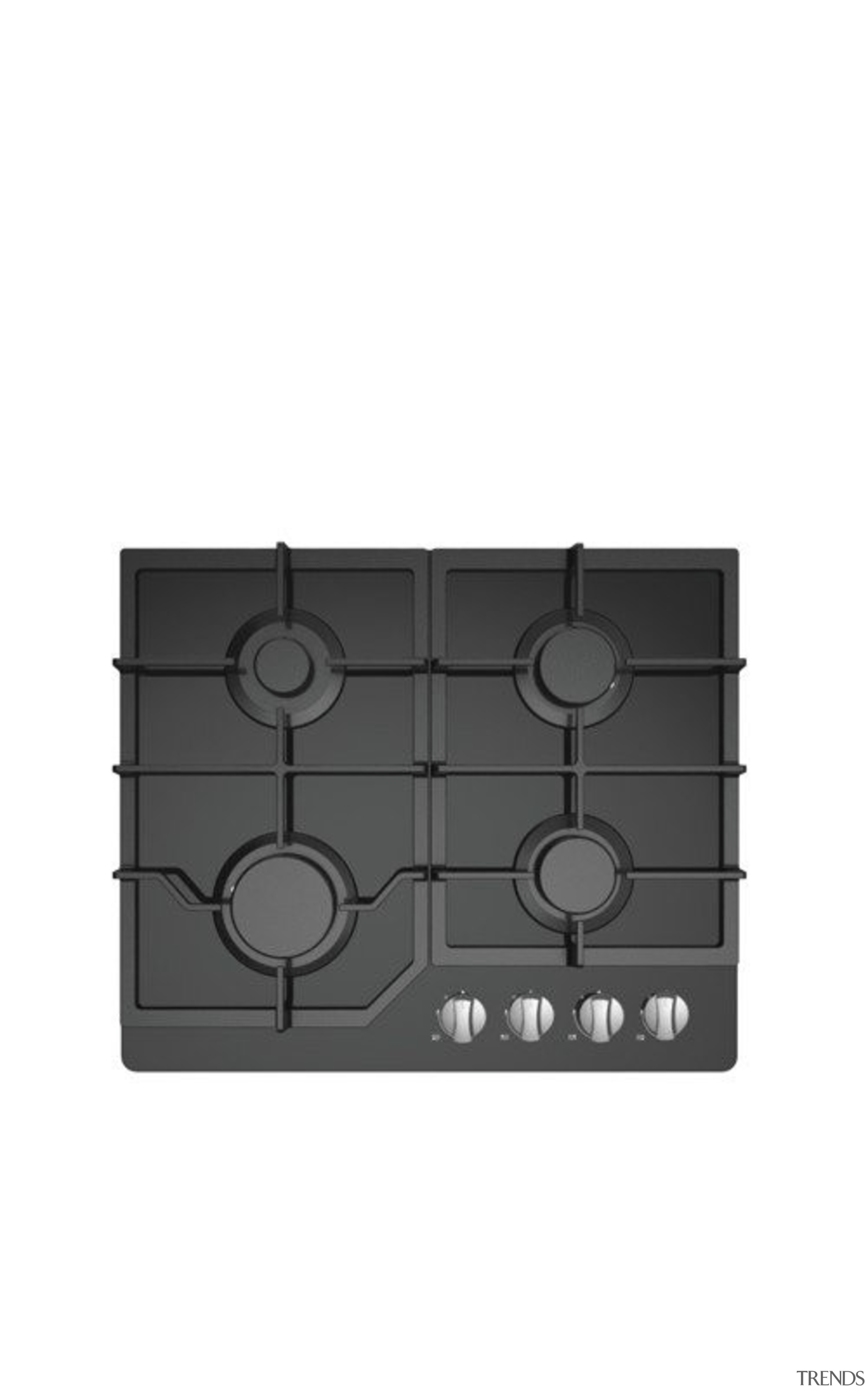 60cm Gas Cooktop4 Burners, Glass cooktop, Automatic ignition, cooktop, product, product design, white