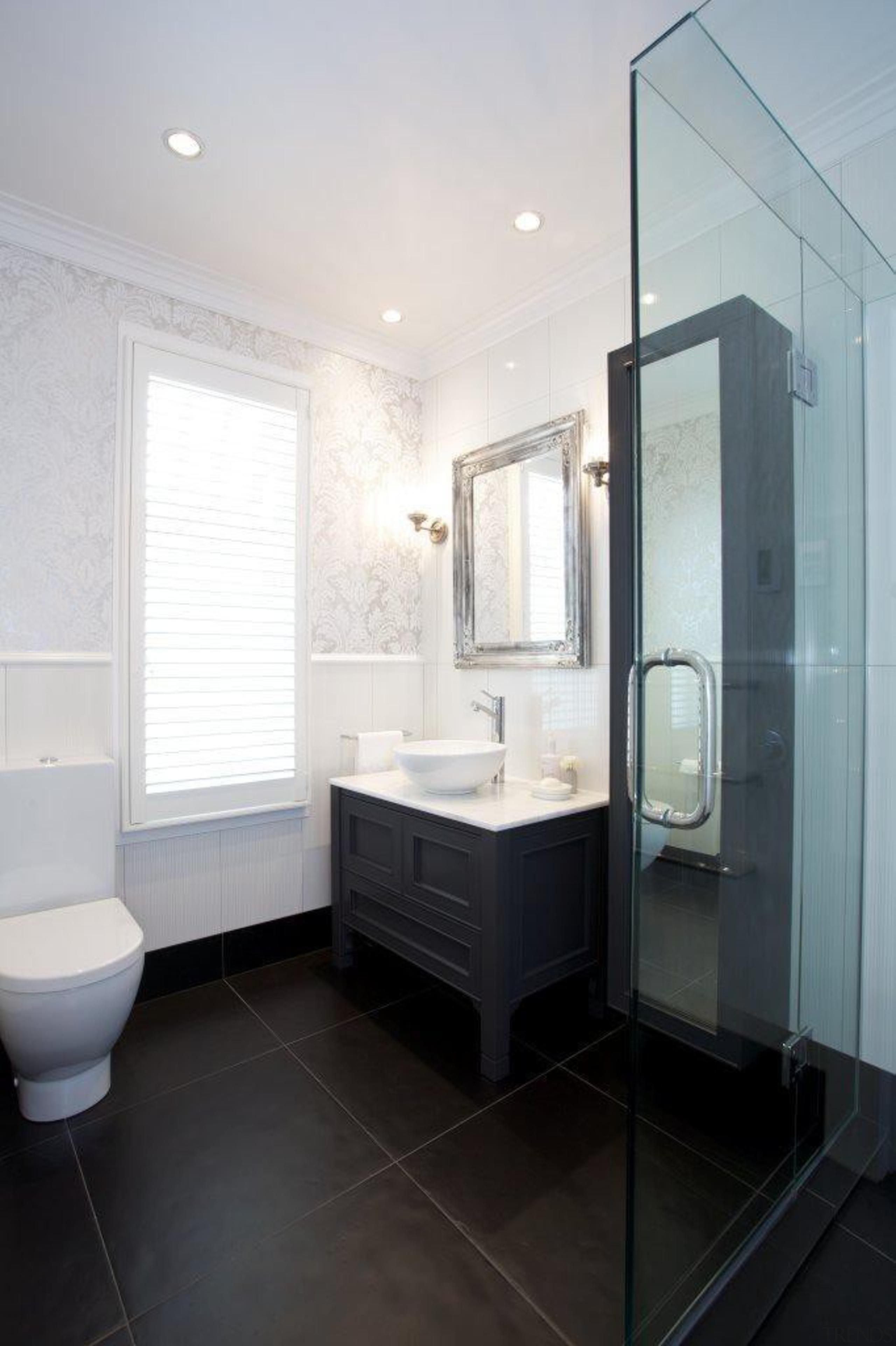 classicalchildrens bathroom.jpg - classicalchildrens_bathroom.jpg - bathroom | floor bathroom, floor, home, interior design, real estate, room, gray, black, white