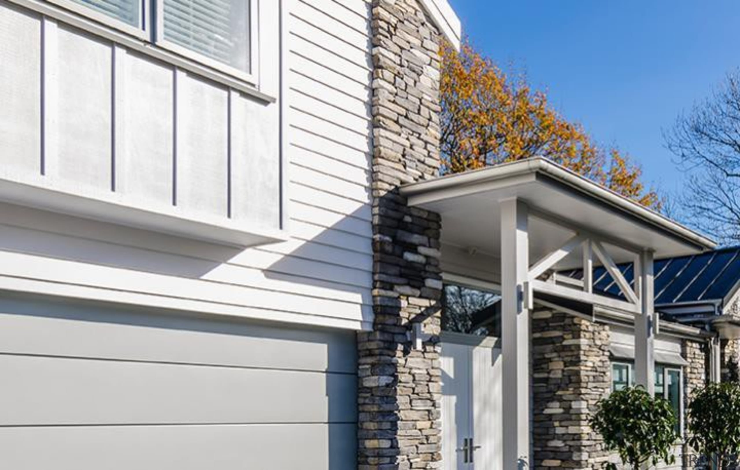Simpler. Faster. Proven Weathertight. - A-lign Concealed Fix building, facade, home, house, property, real estate, residential area, siding, window, white