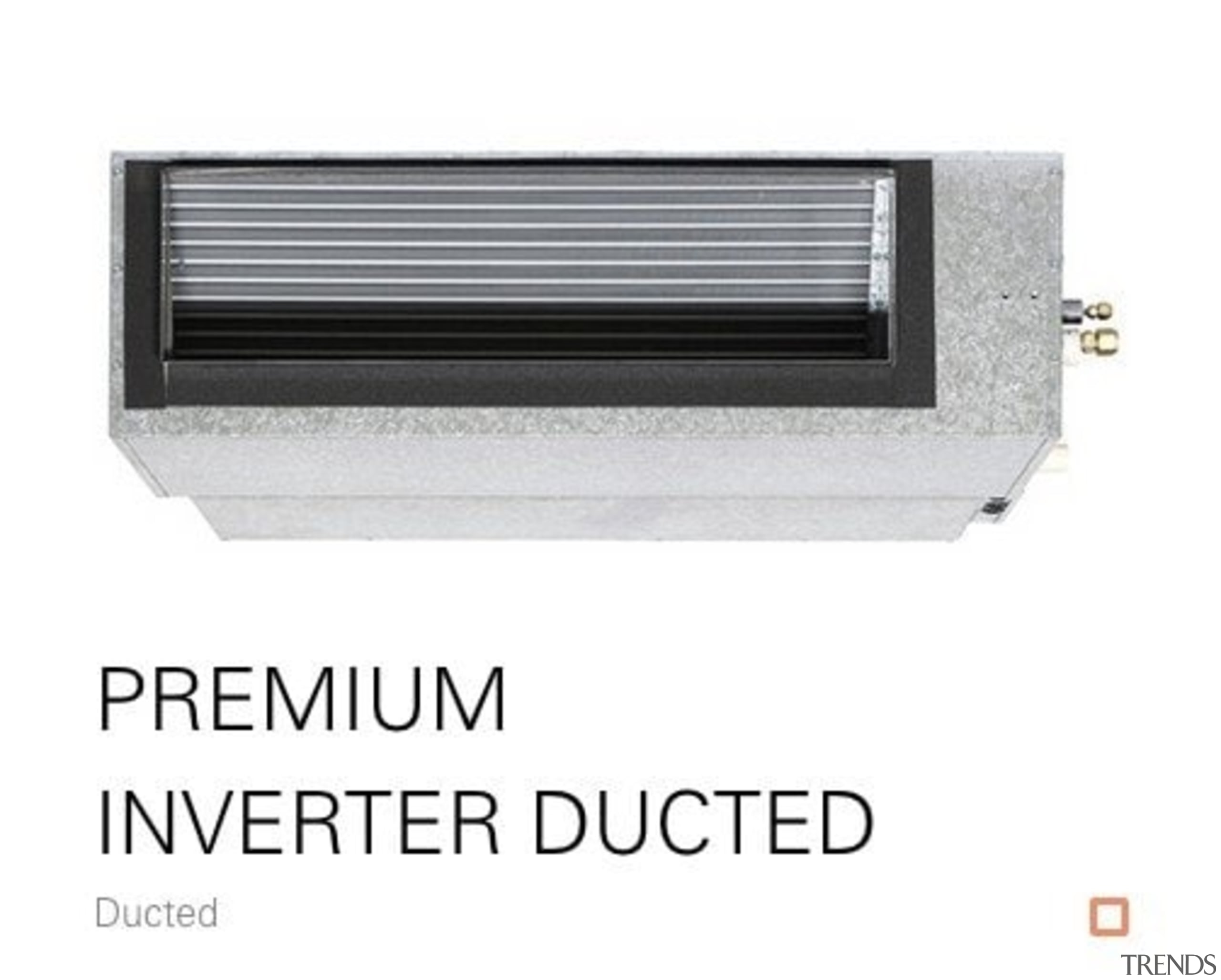 Premium Inverter Ducted - product | white product, white
