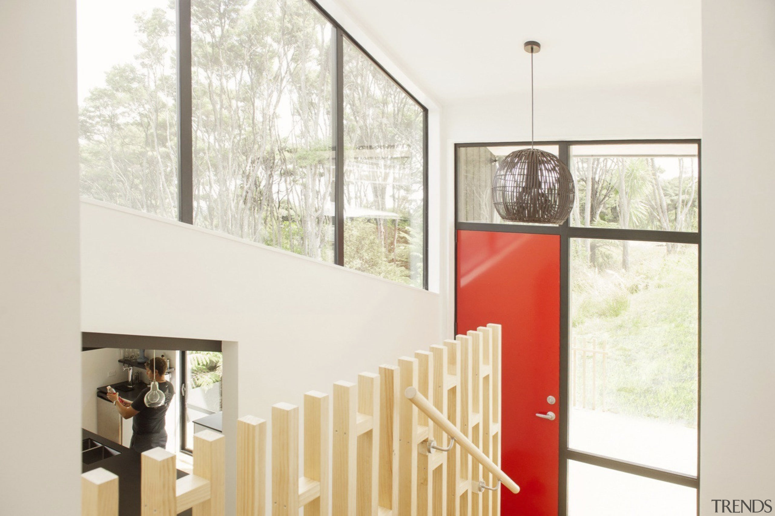 City meets country at Karaka Lakes - City architecture, door, home, house, interior design, real estate, wall, window, white