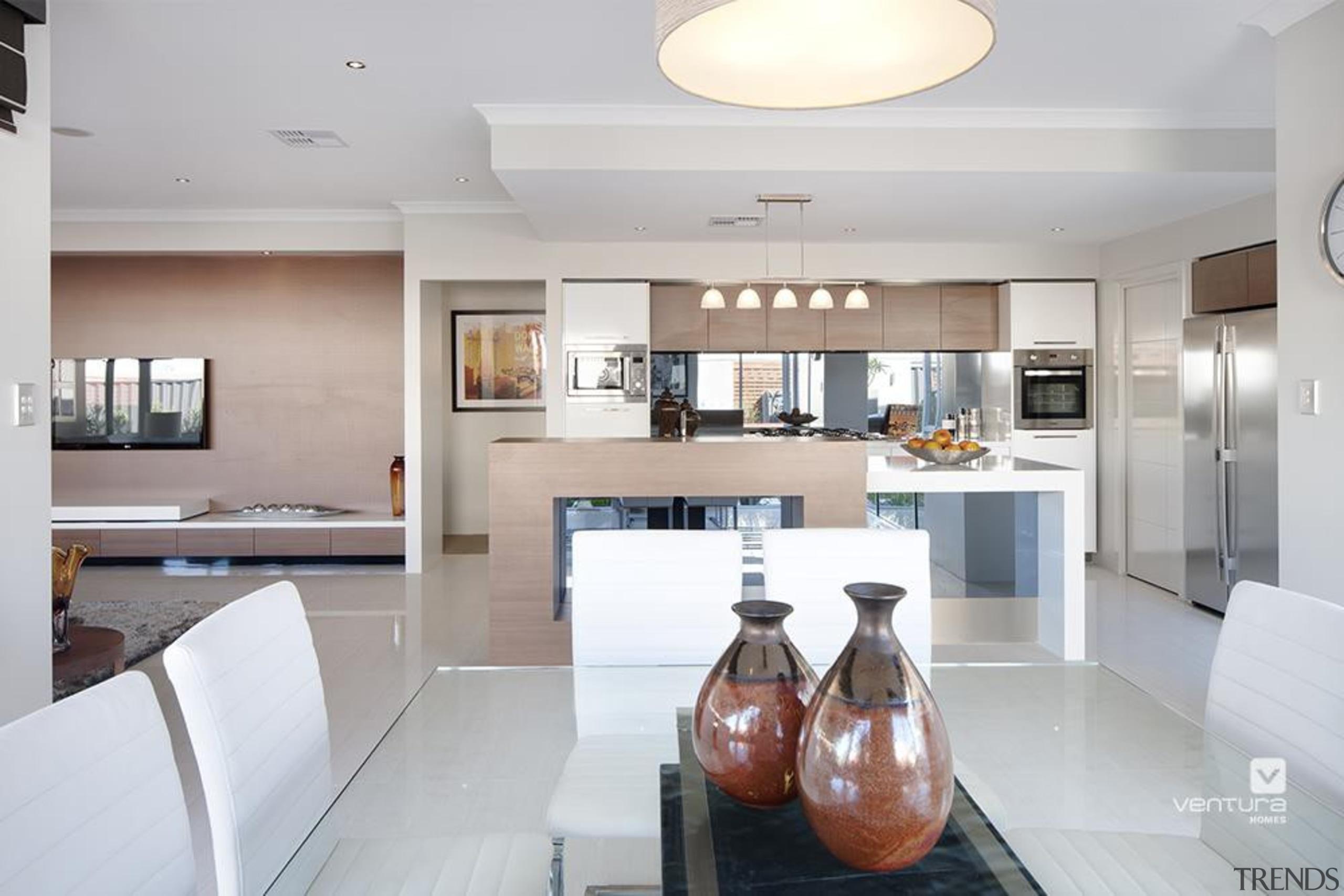 Kitchen design. - The Chianti Display Home - countertop, interior design, kitchen, property, real estate, gray, white