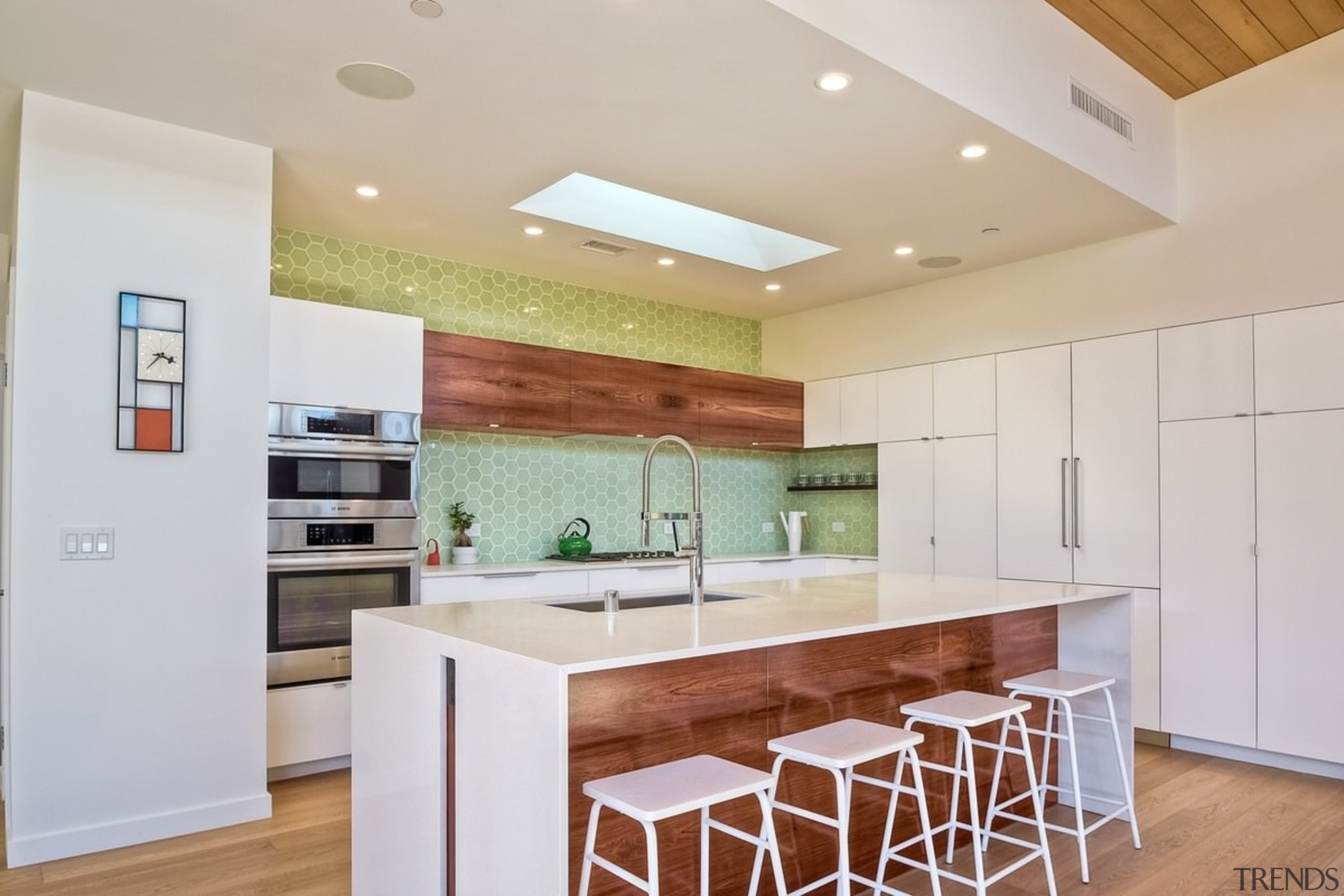 Architect: lloyd russell, aiaPhotography by Darren Bradley cabinetry, ceiling, countertop, floor, hardwood, home, interior design, kitchen, real estate, room, wood flooring, gray