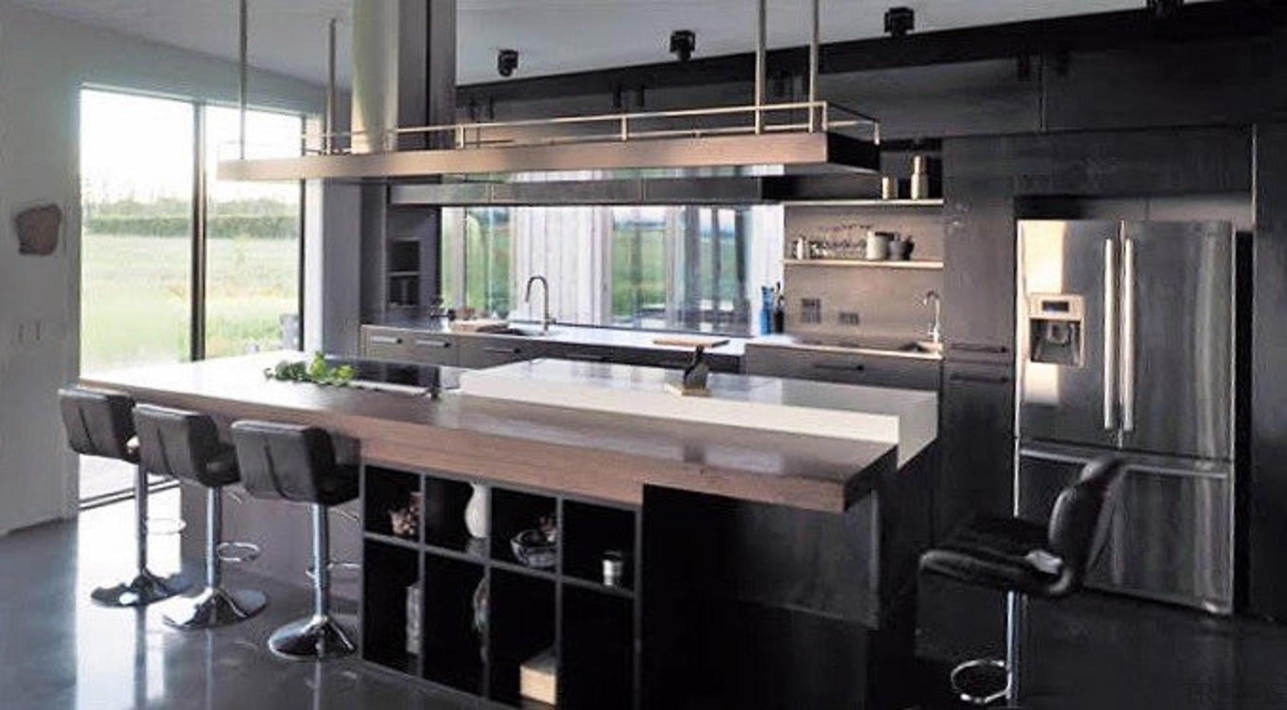 Melanie Craig Design –TIDA New Zealand Designer countertop, interior design, kitchen, black, gray