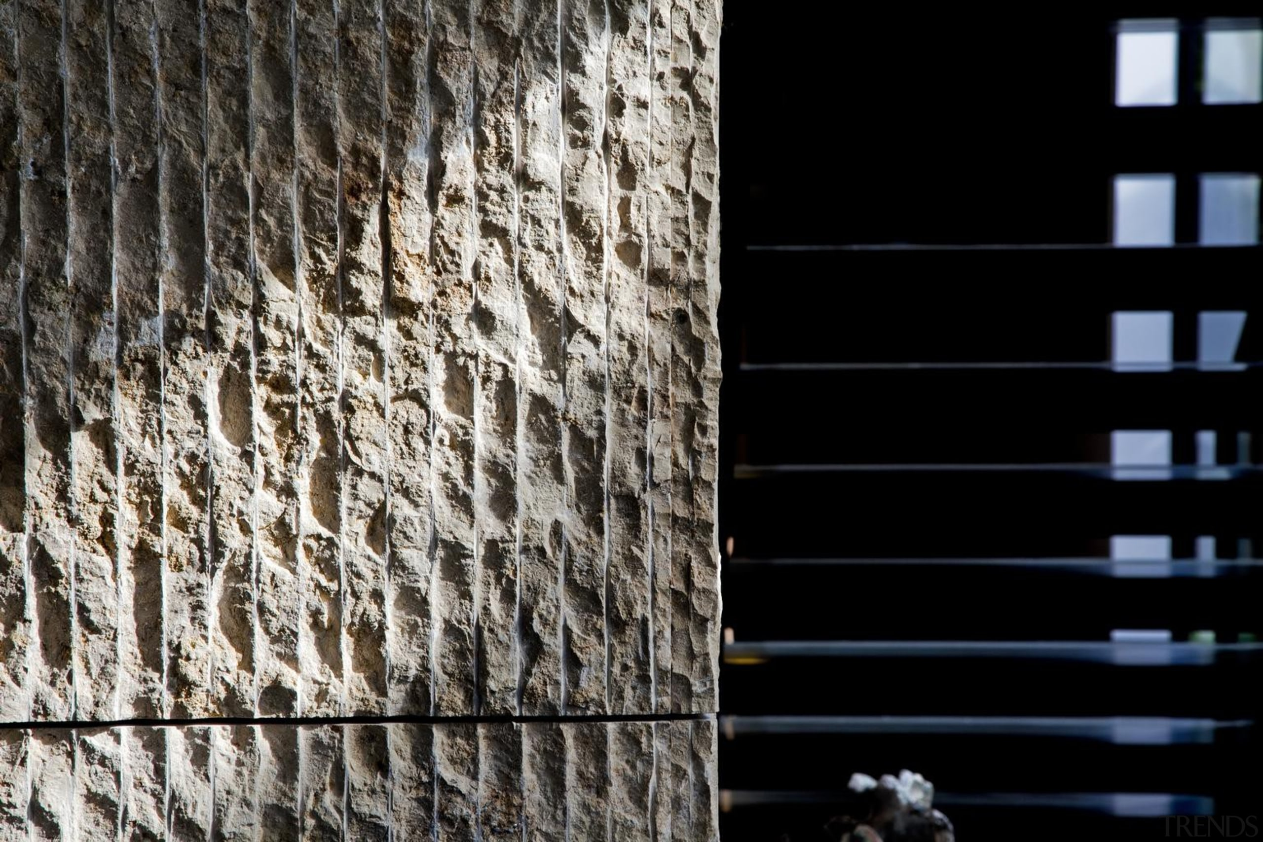 Remuera House - Remuera House - architecture | architecture, light, line, structure, texture, tourist attraction, wall, window, wood, black