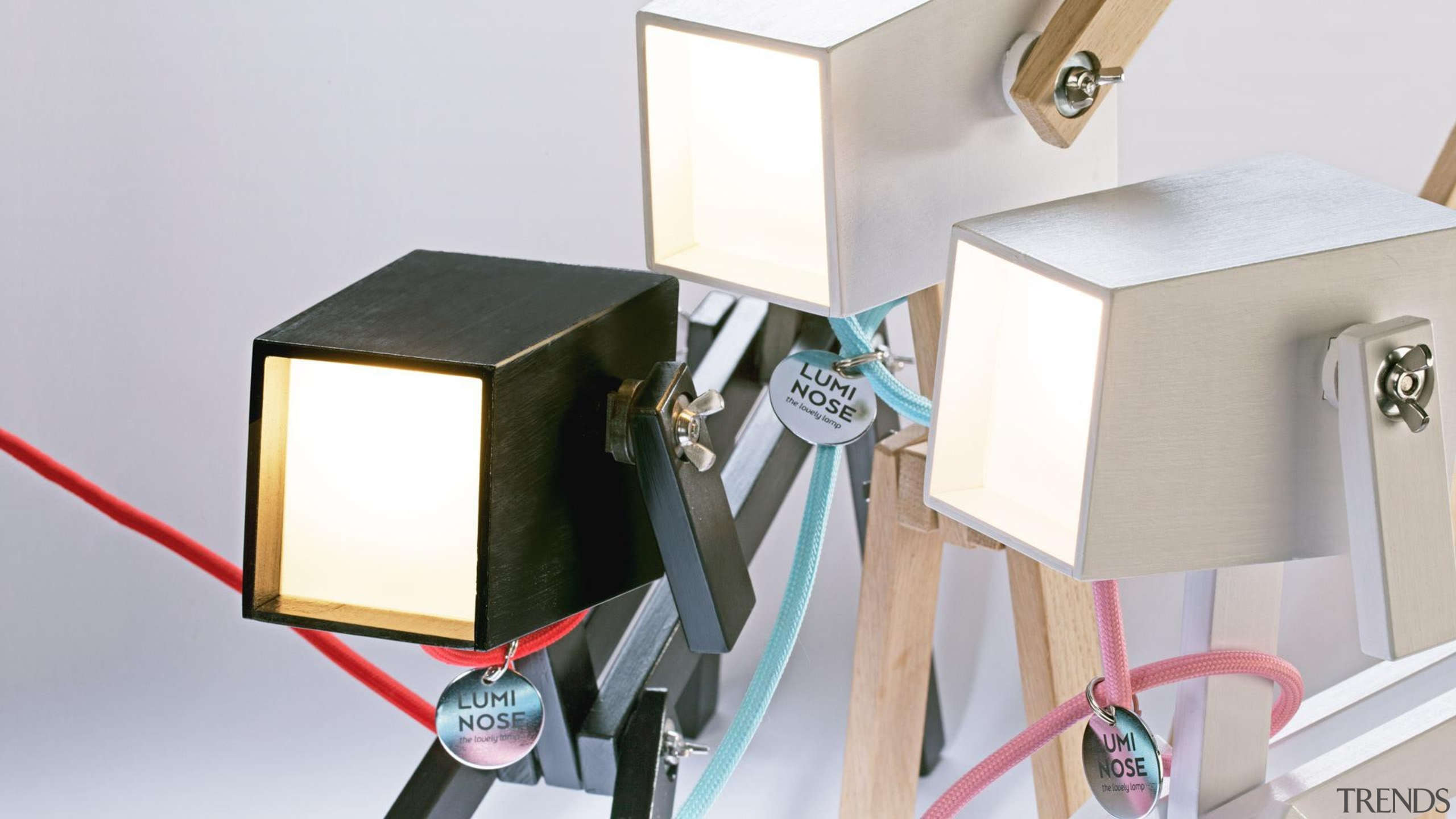 Luminose is a new project by Budapest-based designers product design, technology, gray, white