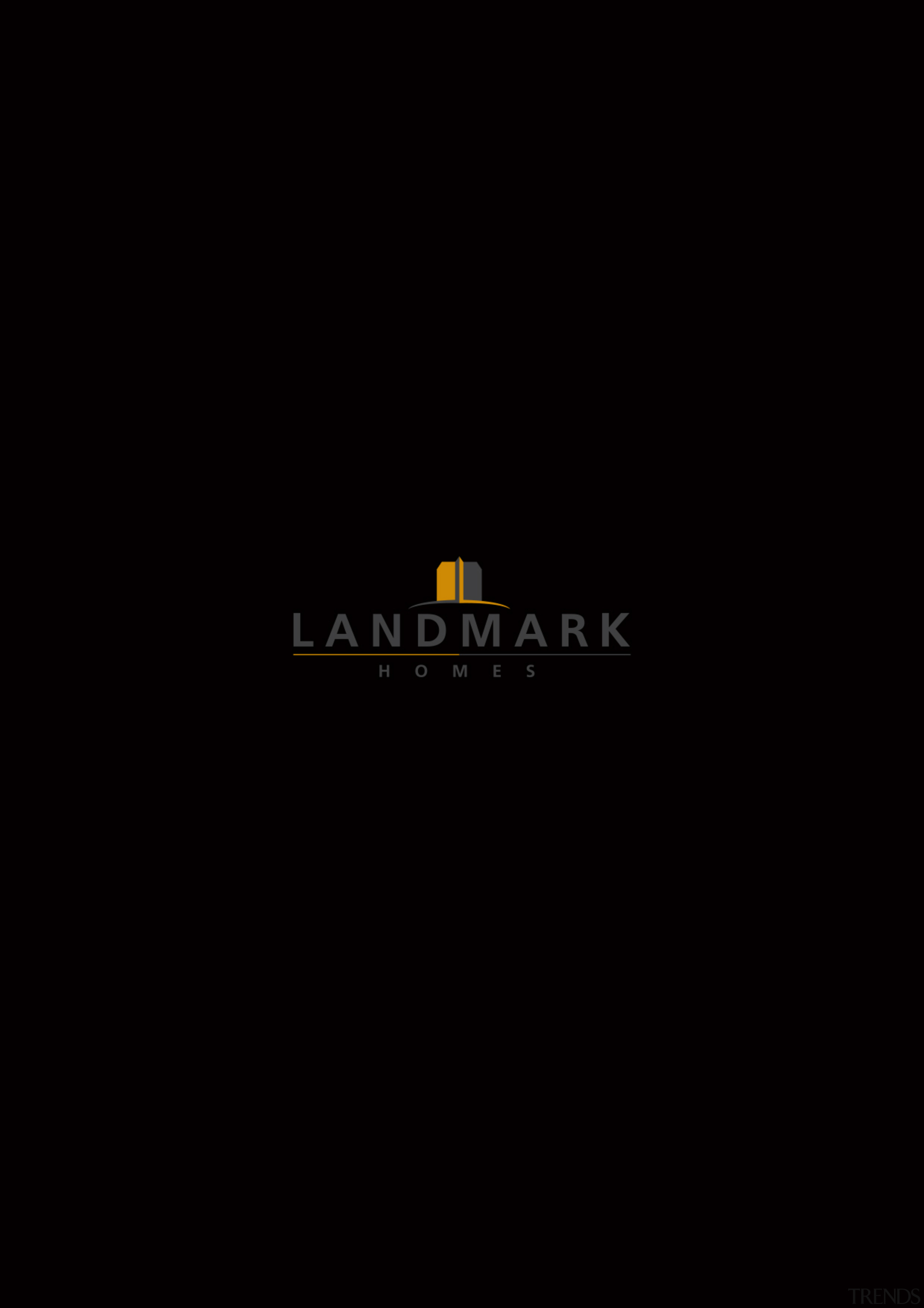 Landmark homes j July 2019 - black | black, brand, darkness, font, graphics, logo, photography, text, yellow, black