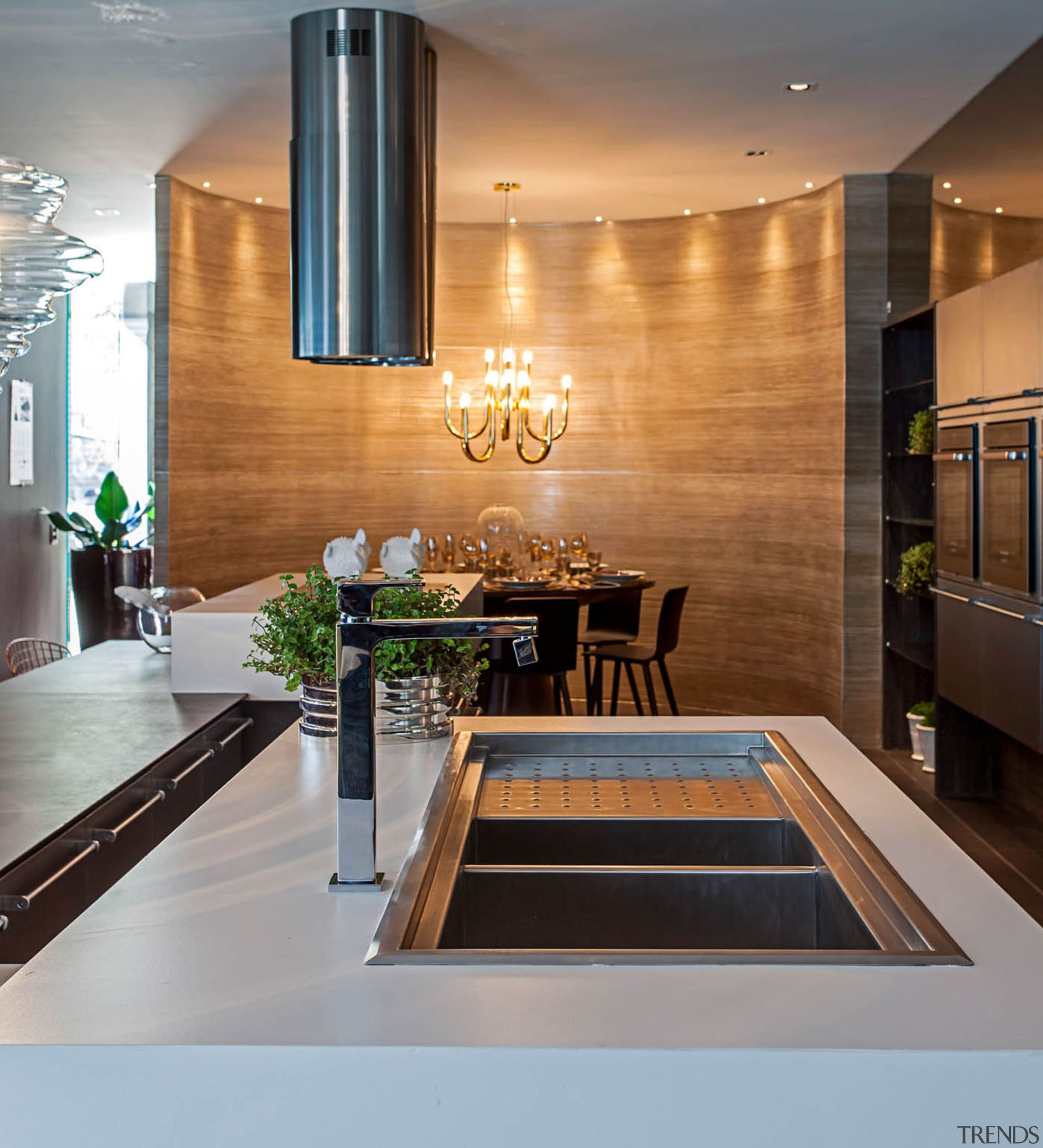 Blanco Zeus Cocina - Blanco Zeus Cocina - ceiling, countertop, interior design, gray