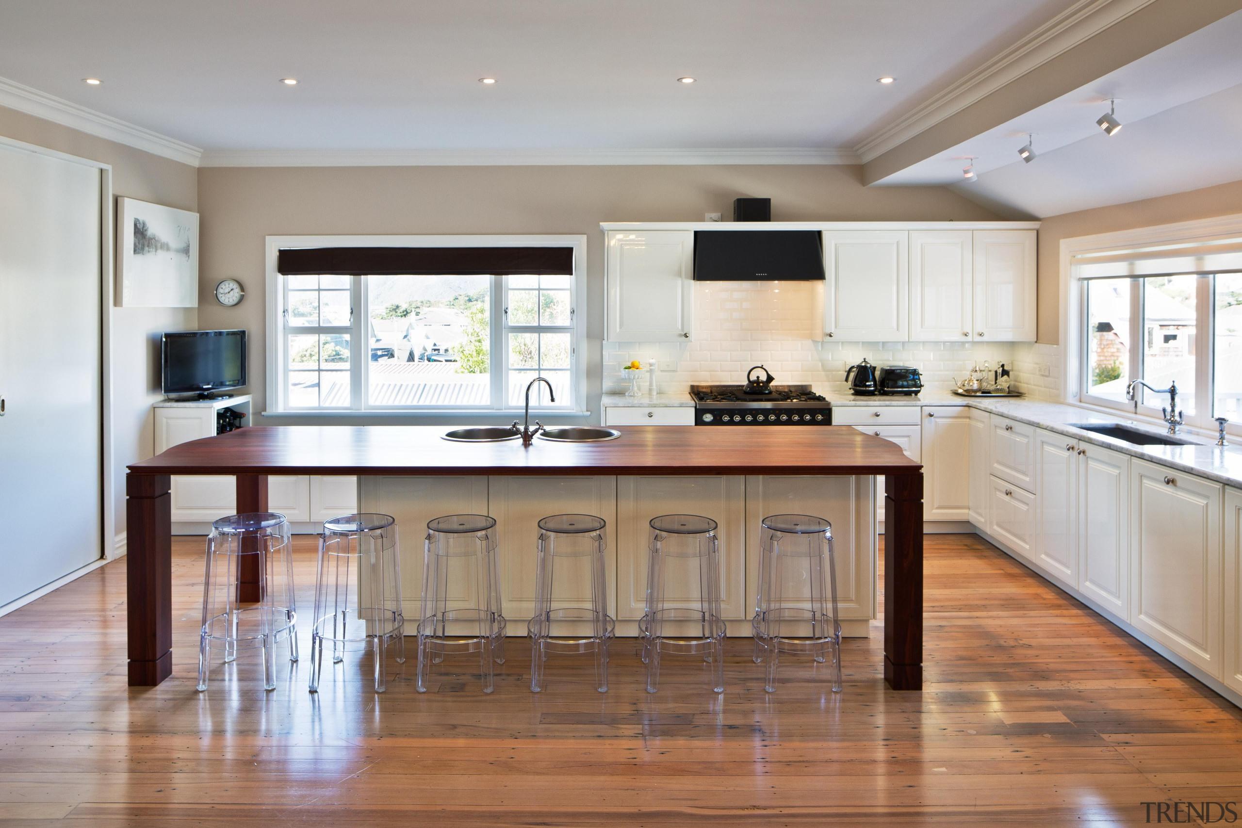burnham14.jpg - burnham14.jpg - cabinetry | countertop | cabinetry, countertop, cuisine classique, floor, flooring, hardwood, interior design, kitchen, laminate flooring, real estate, room, wood flooring, gray