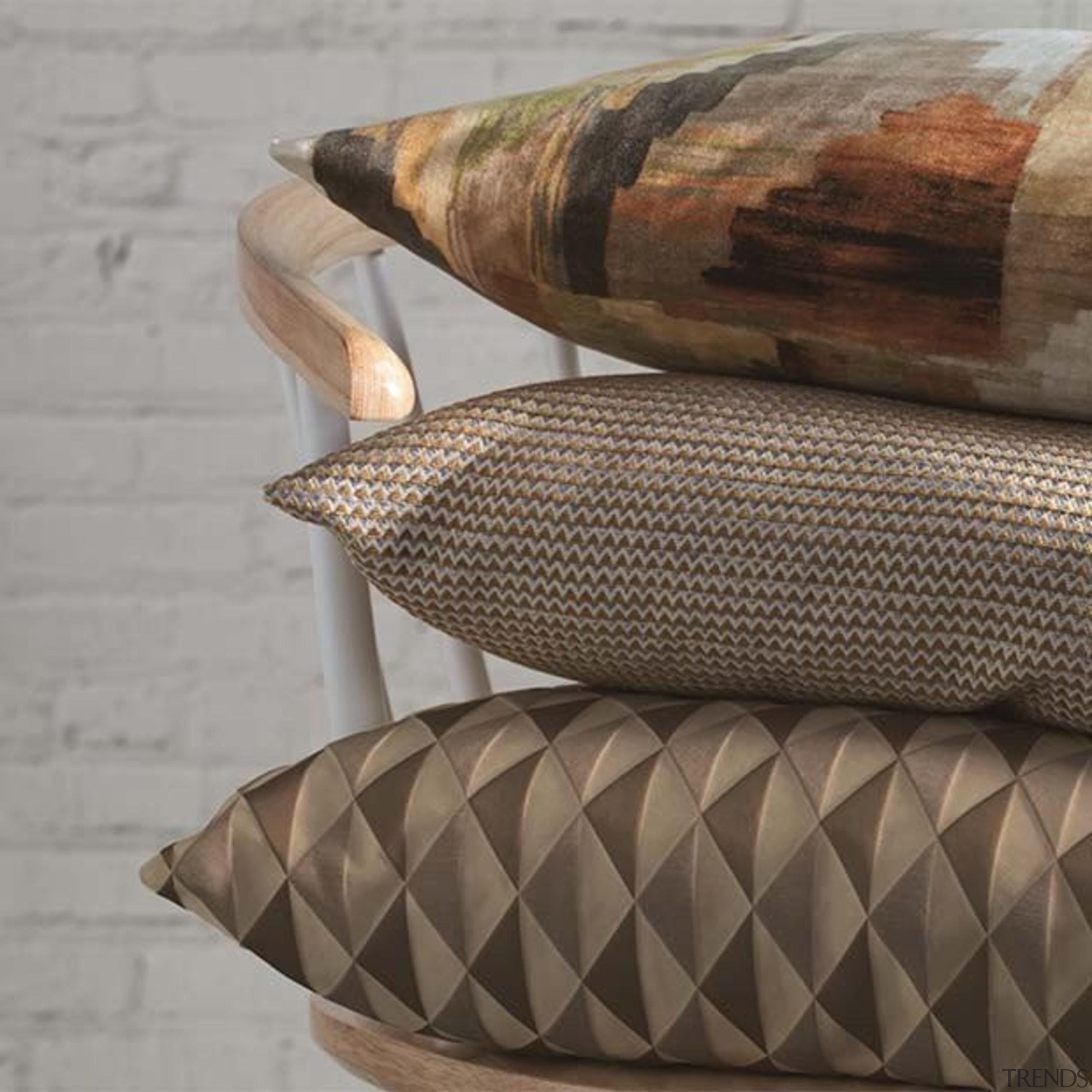 Kaleidoscope 8 - Kaleidoscope 8 - cushion | cushion, furniture, gray, brown