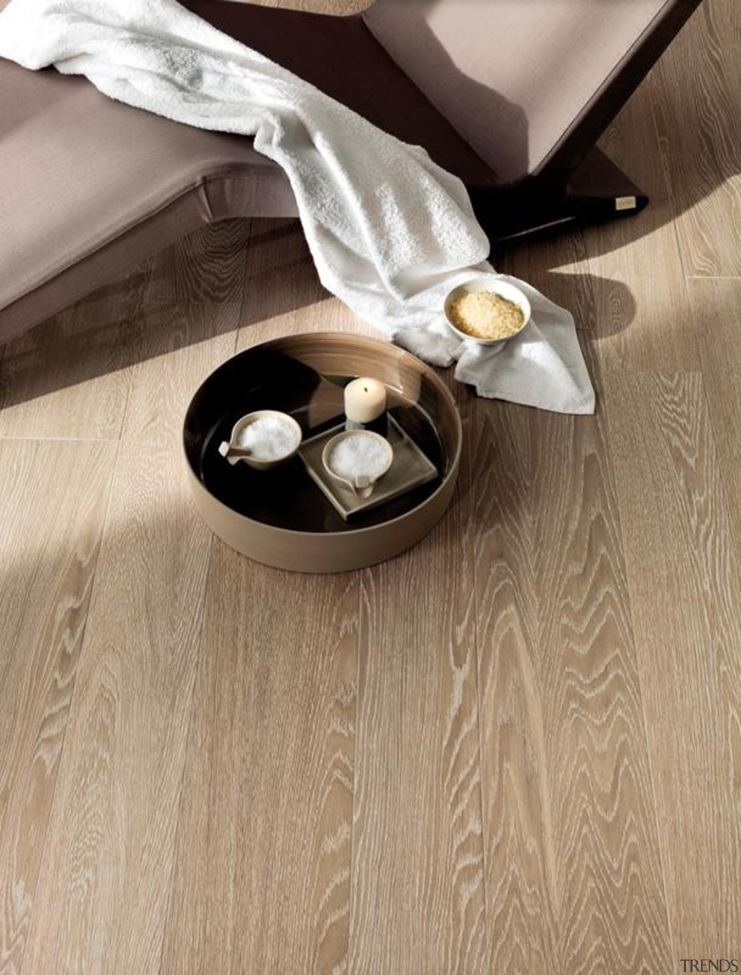Bioplank noisette interior living room wood look floor floor, flooring, product design, table, brown, gray