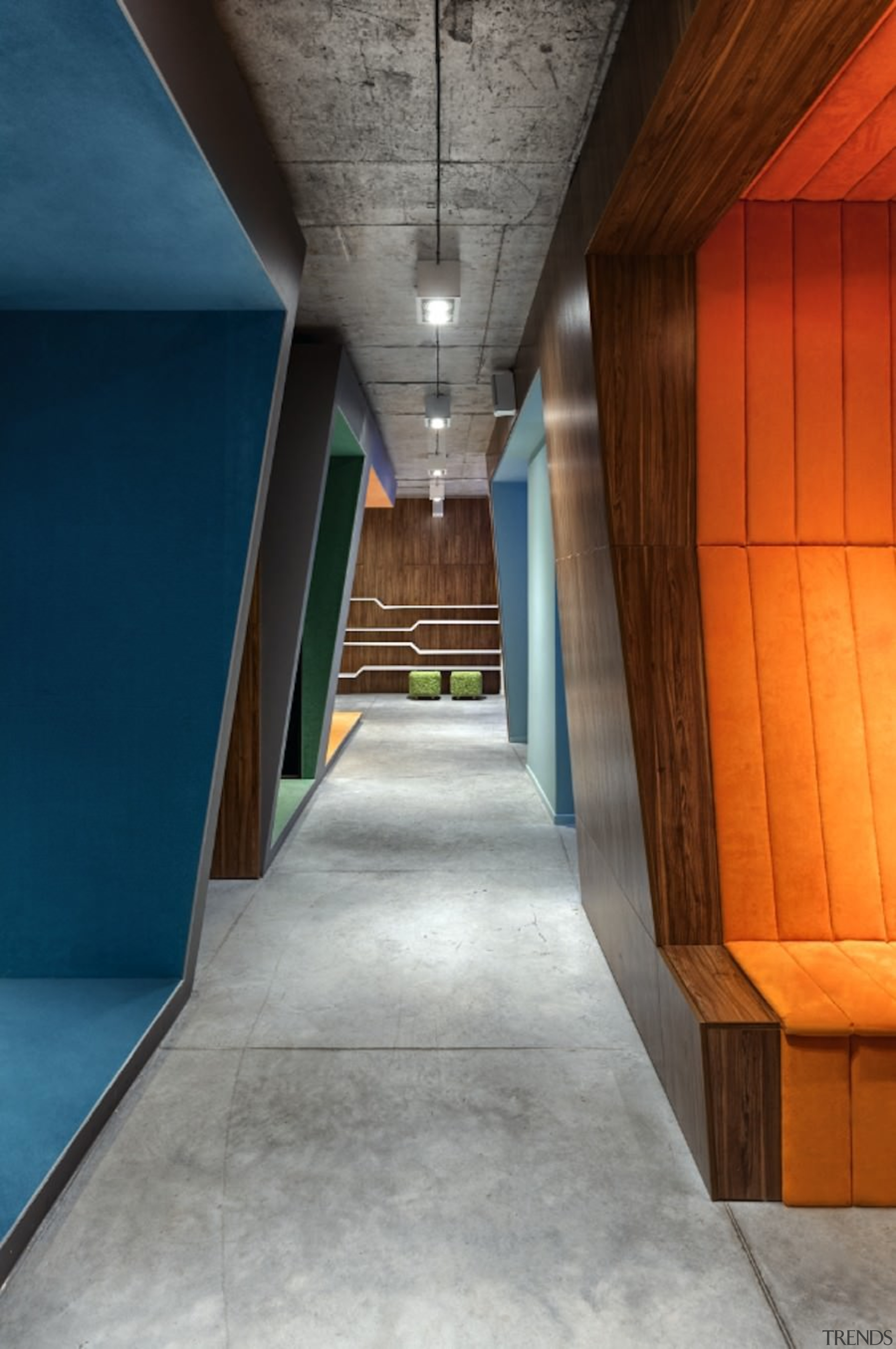 Architect: Martin Architects architecture, ceiling, daylighting, floor, interior design, wall, wood, gray
