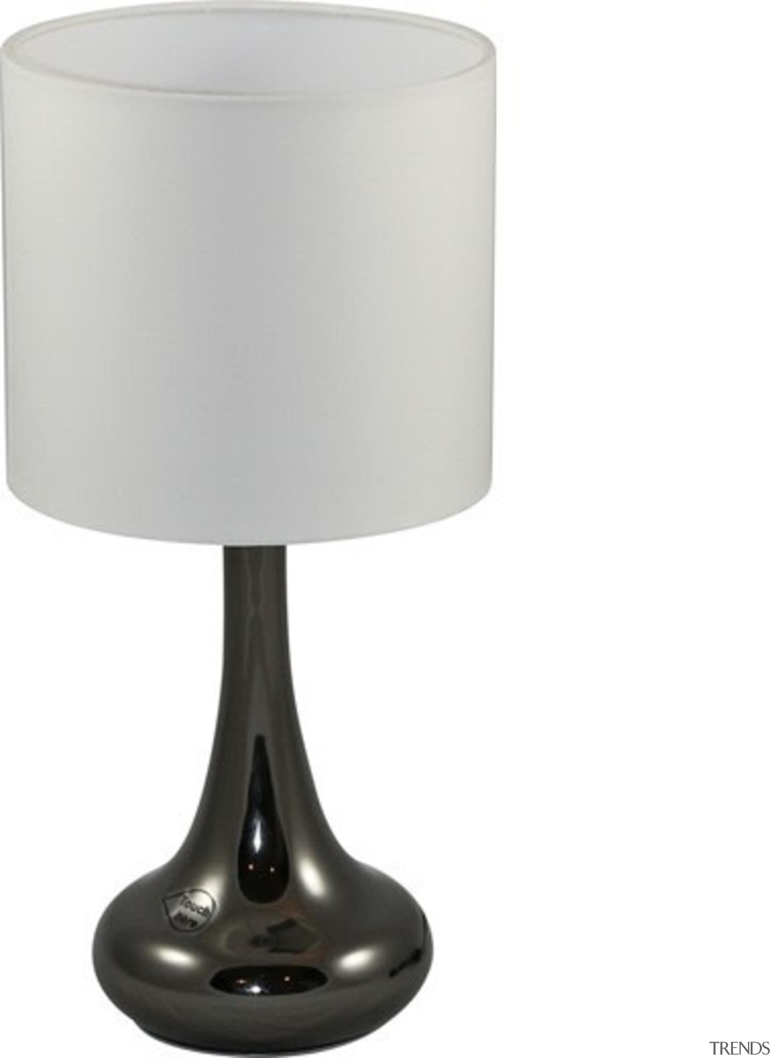 FeaturesA minimalist spun metal design complete with fabric furniture, lamp, light fixture, lighting, product design, table, white