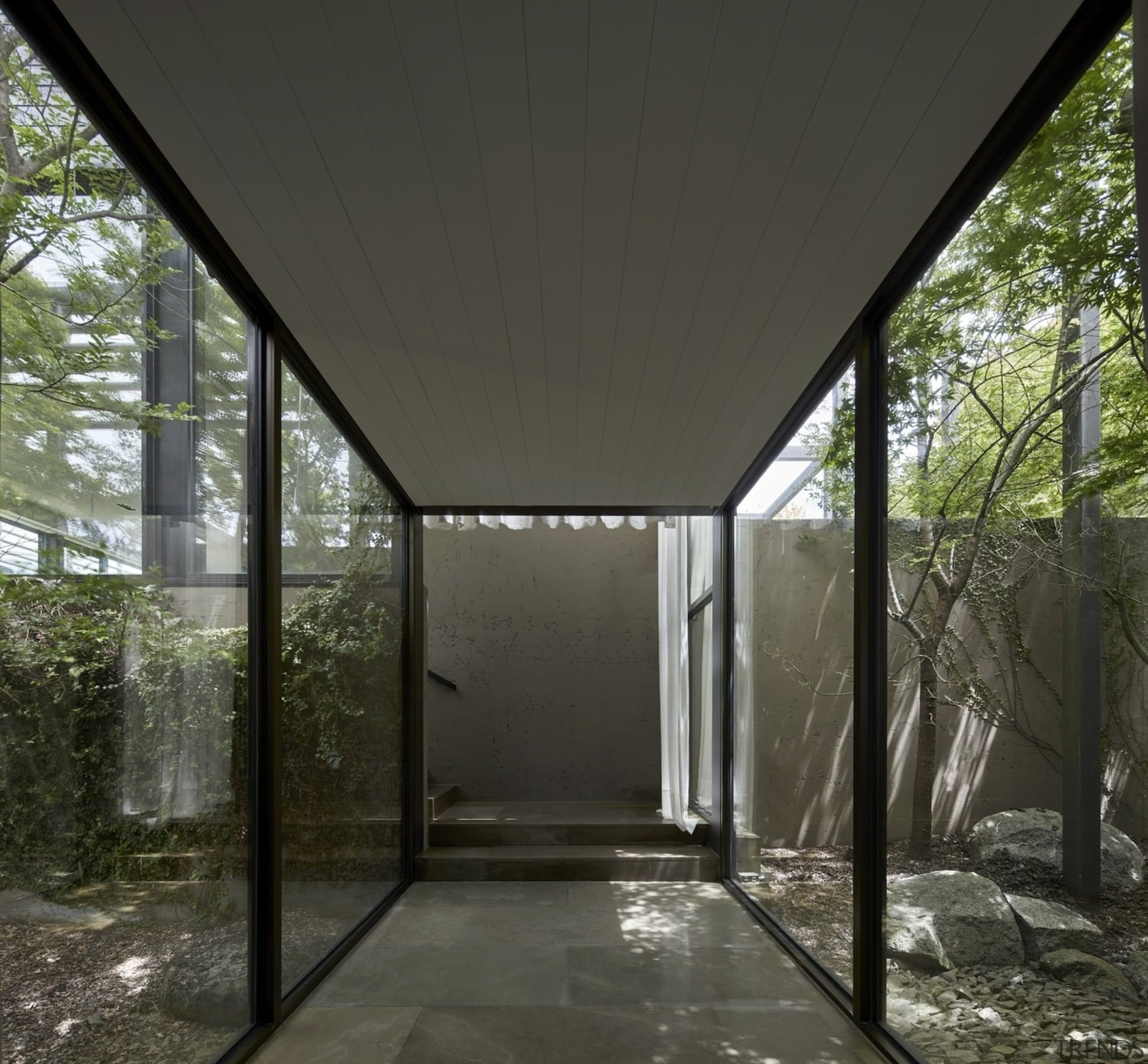 Architect: B.E Architecture architecture, daylighting, house, real estate, roof, black